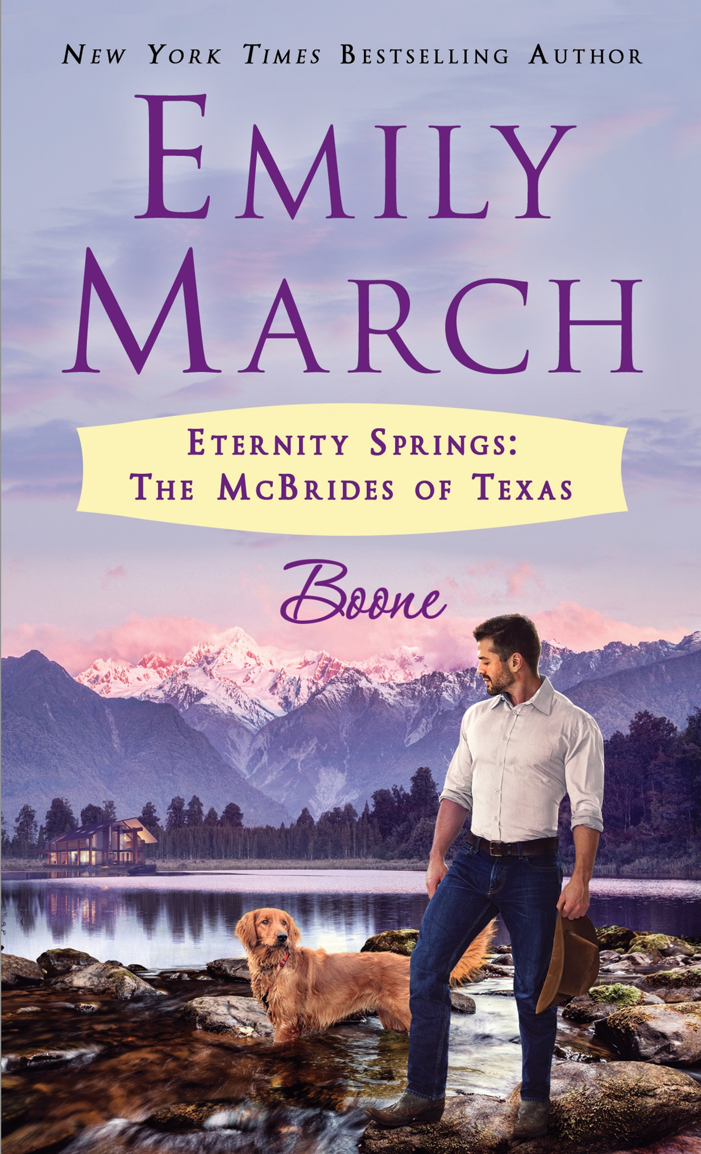 Boone Eternity Springs: The McBrides of Texas