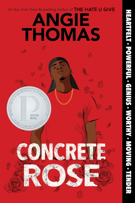 Cover Image of Concrete Rose