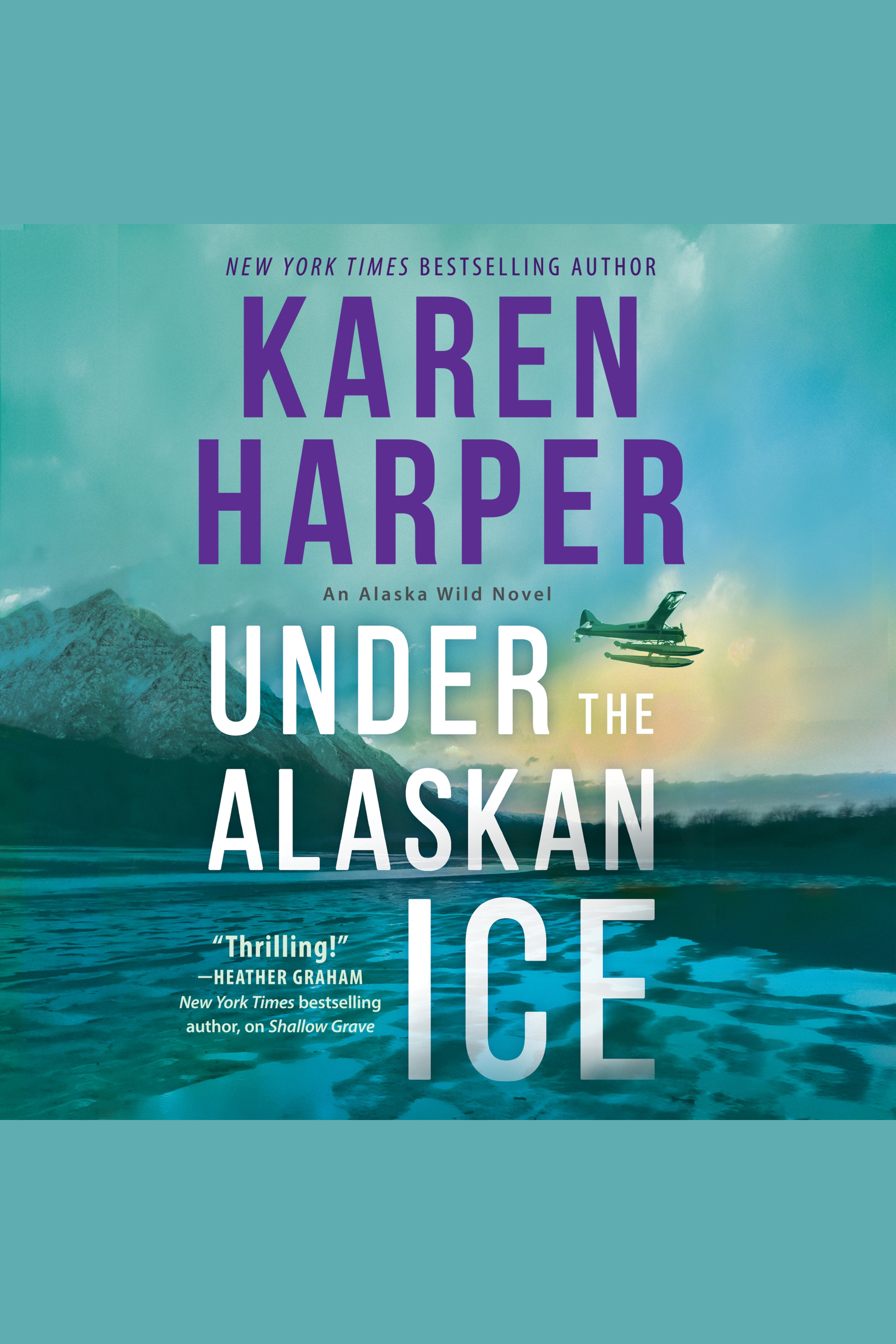 Cover Image of Under the Alaskan Ice