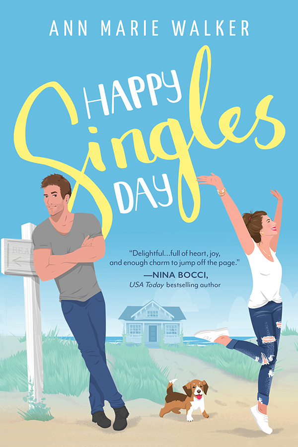 Cover Image of Happy Singles Day