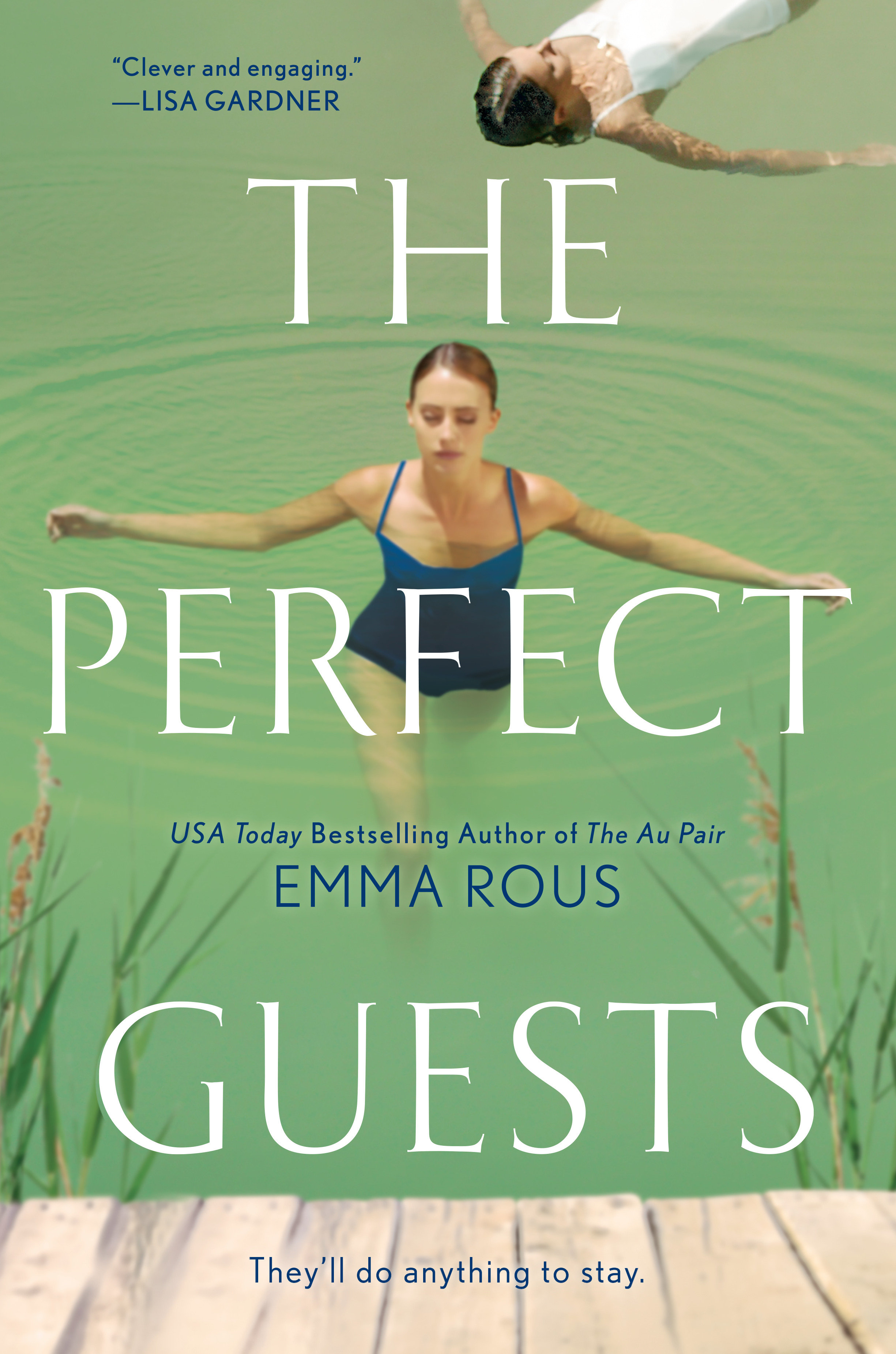 Cover Image of The Perfect Guests