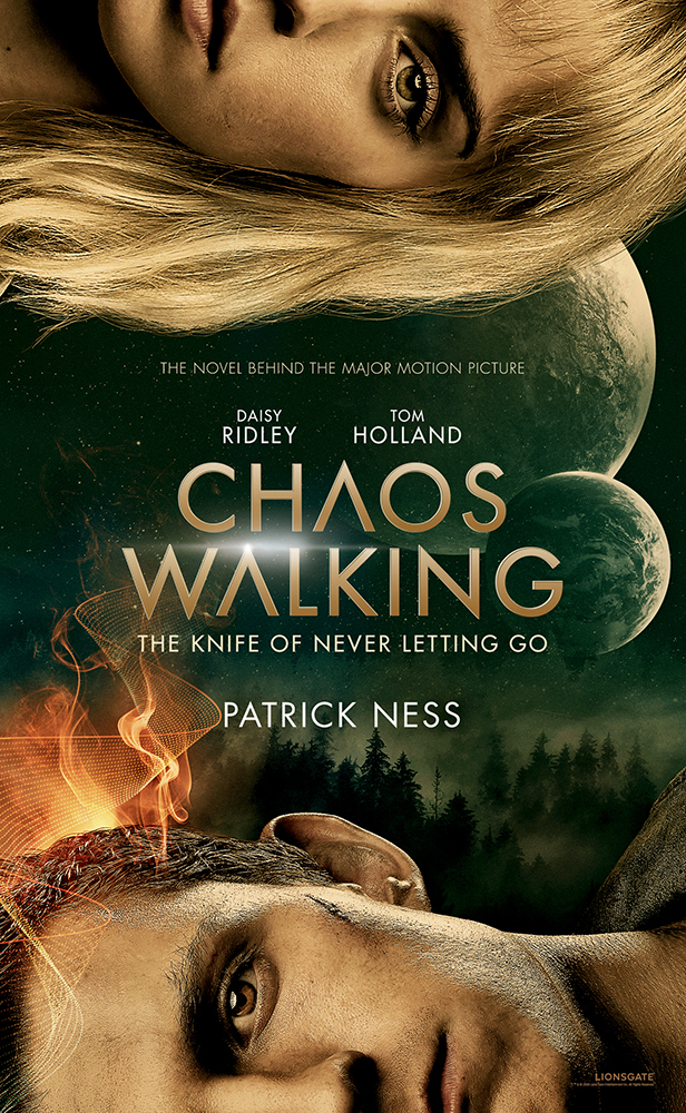 Chaos Walking Movie Tie-in Edition: The Knife of Never Letting Go