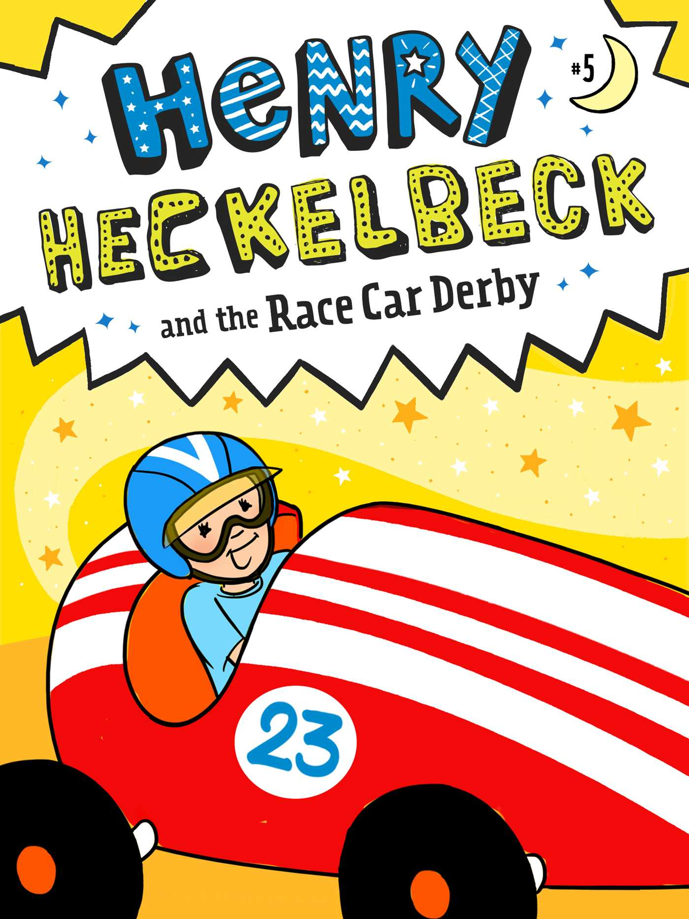 Henry Heckelbeck and the Race Car Derby [electronic resource (downloadable eBook)]