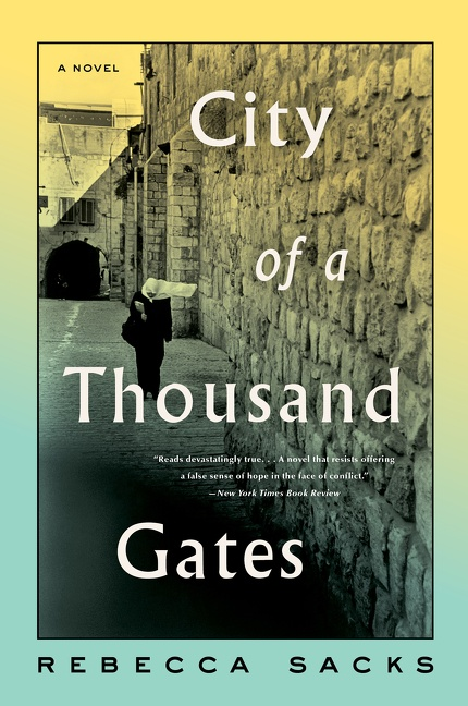 City of a Thousand Gates A Novel