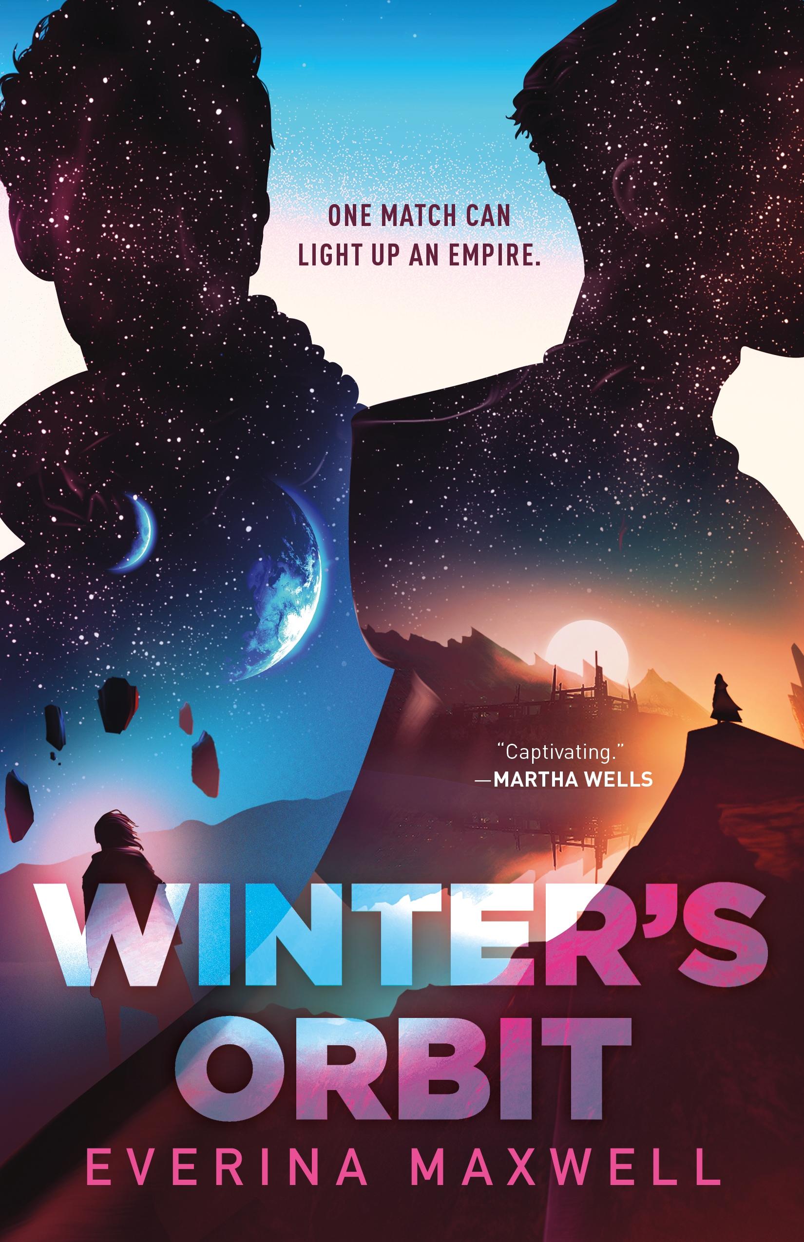 Cover Image of Winter's Orbit