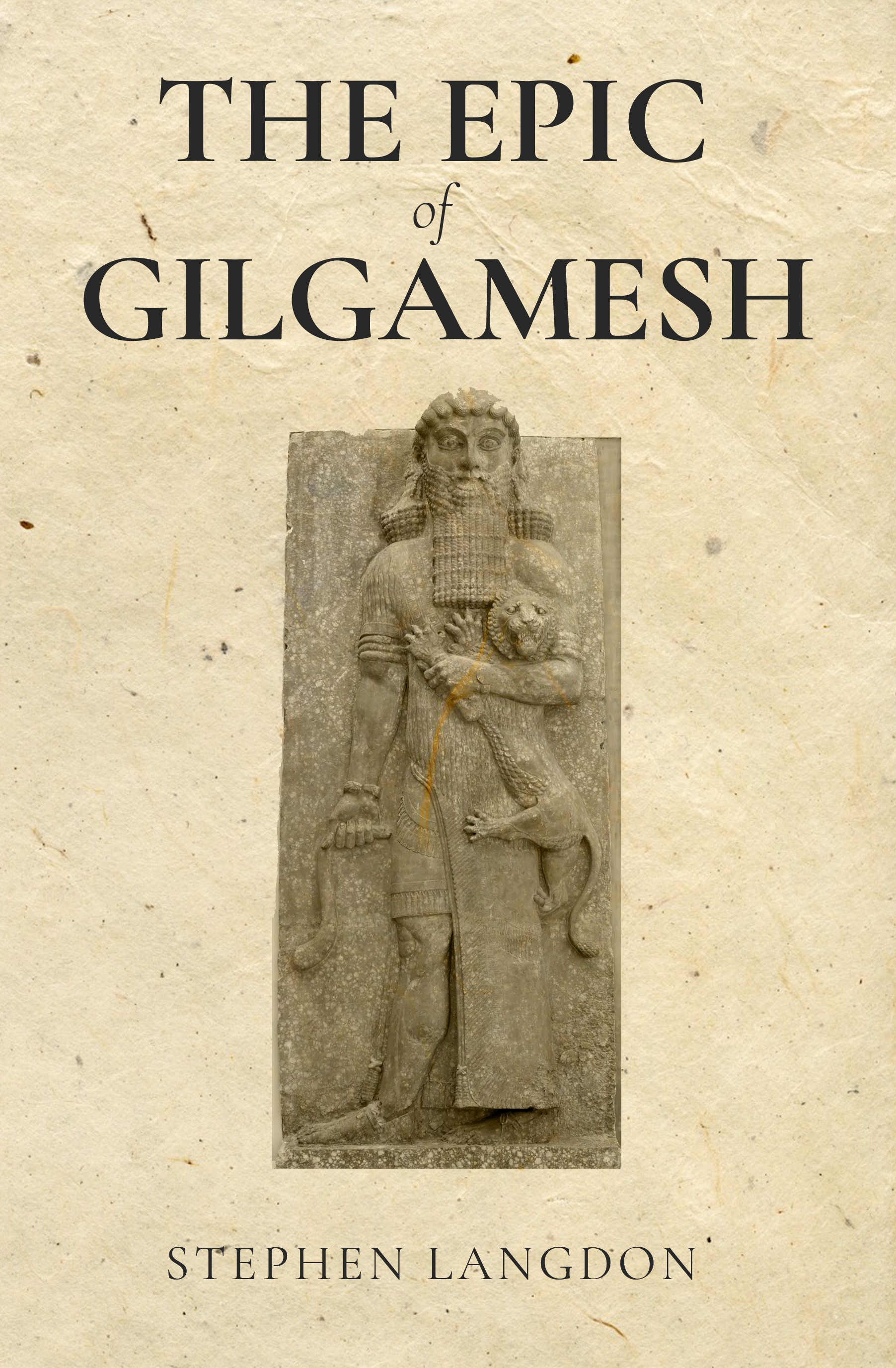 Cover image for The Epic of Gilgamesh [electronic resource] :