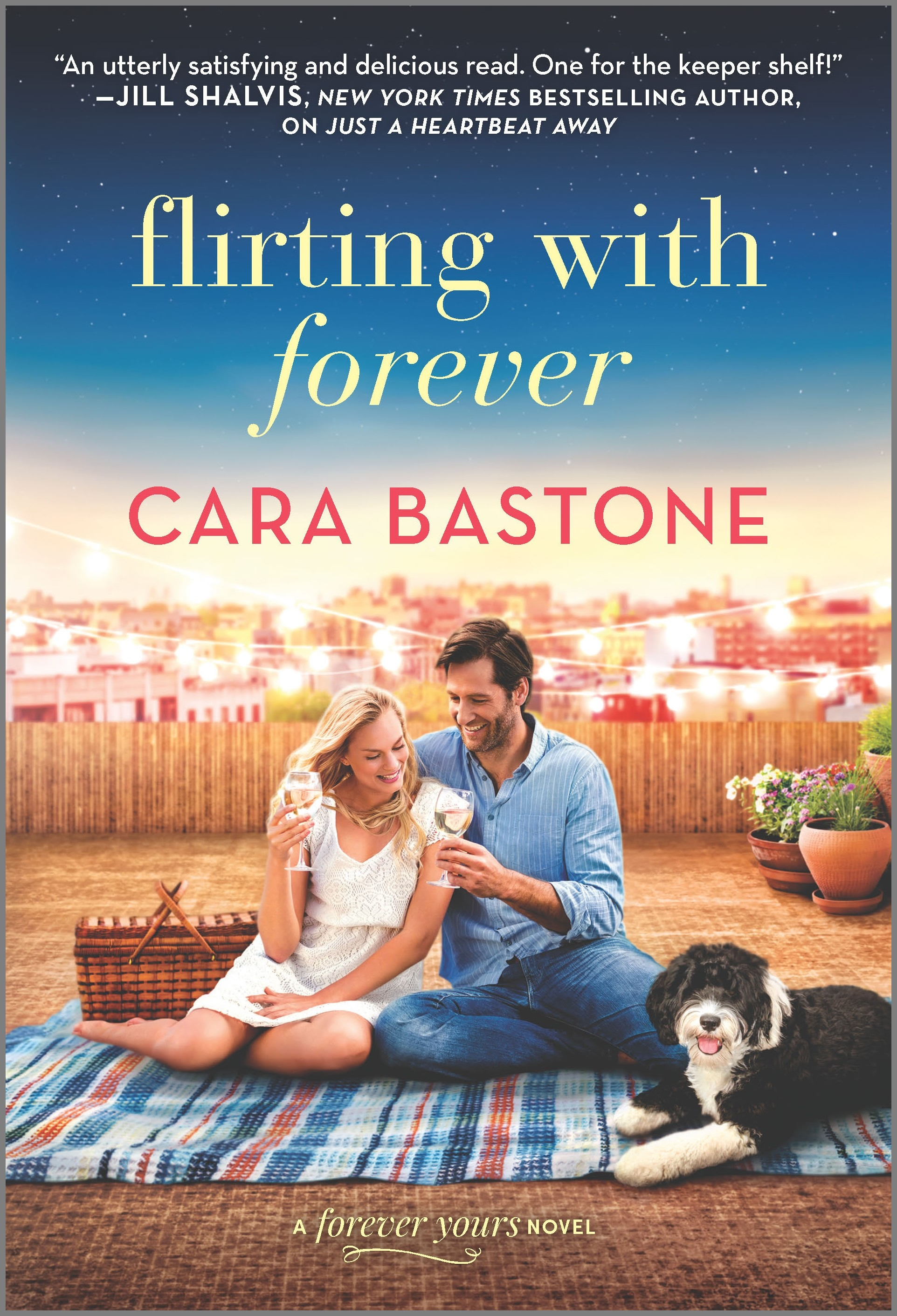 Cover Image of Flirting with Forever