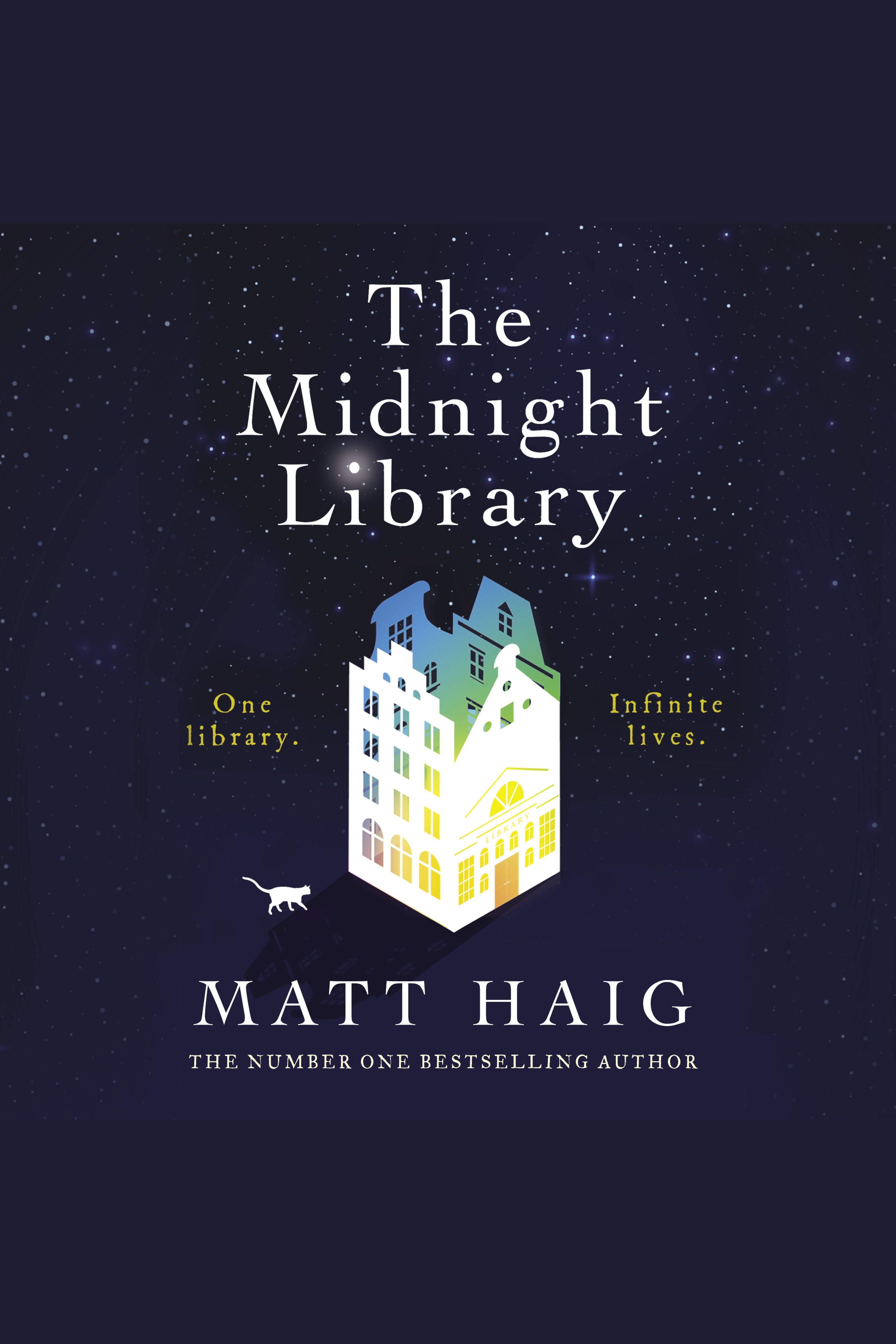 Cover Image of Midnight Library, The