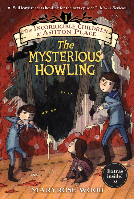 The mysterious howling cover image