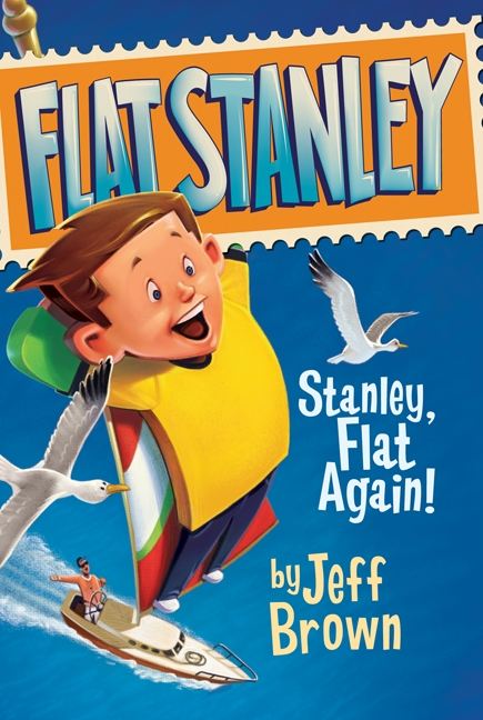 Stanley, flat again! cover image