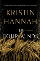 The Four Winds by Kristin Hannah, book cover