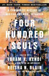 Four Hundred Souls by Ibram X. Kendi & Keisha N. Blain, book cover