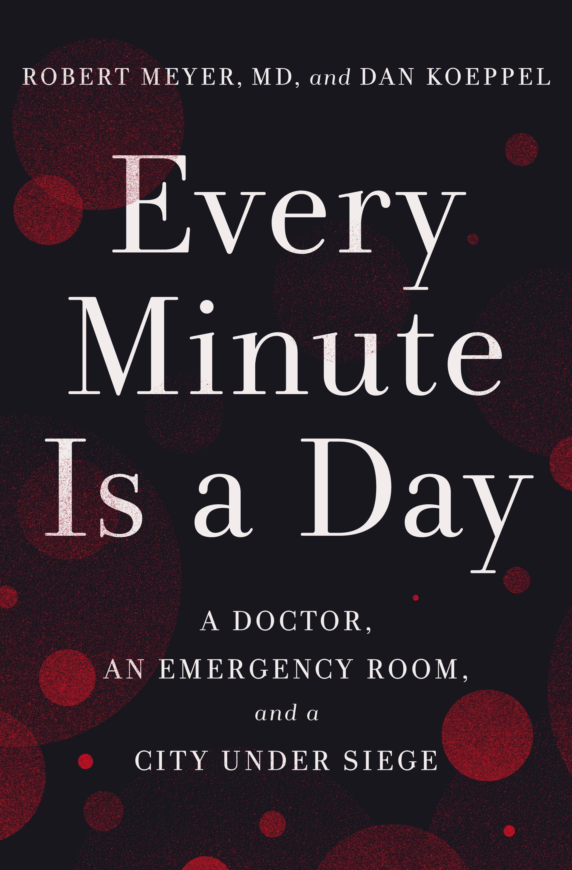 Cover Image of Every Minute Is a Day