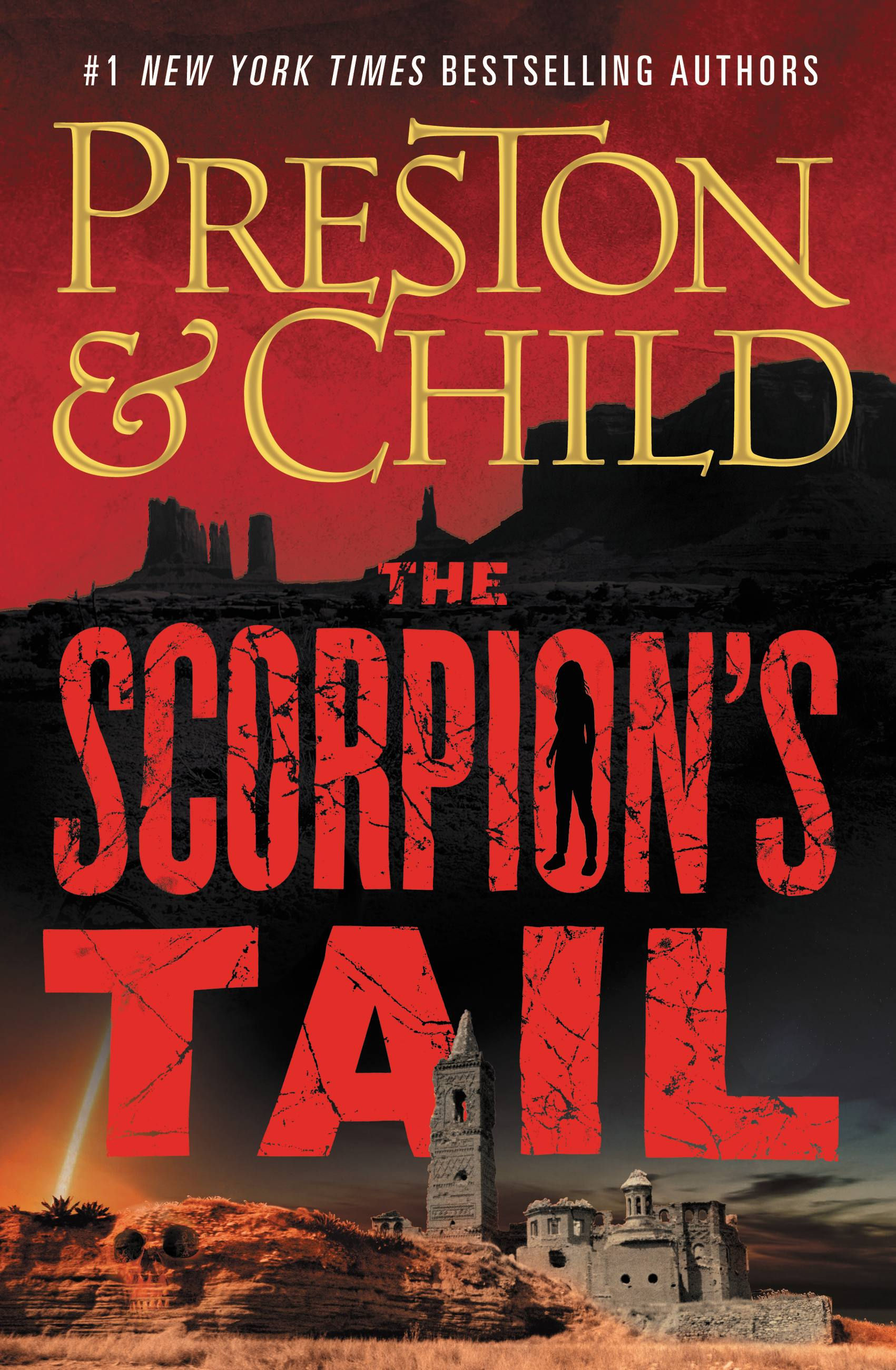 Cover Image of The Scorpion's Tail