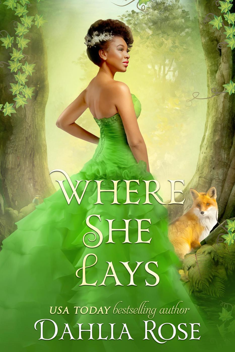 Where She Lays (Royale Fairytales)
