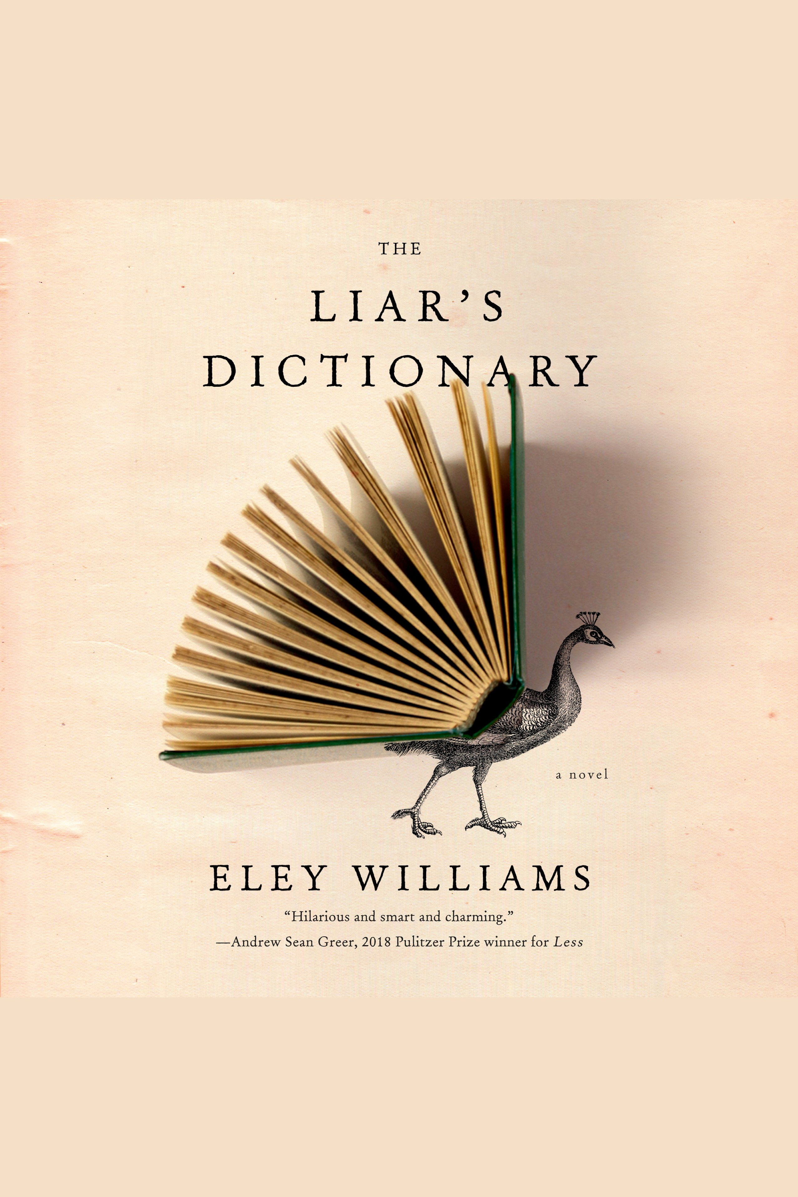 The Liar's Dictionary cover image