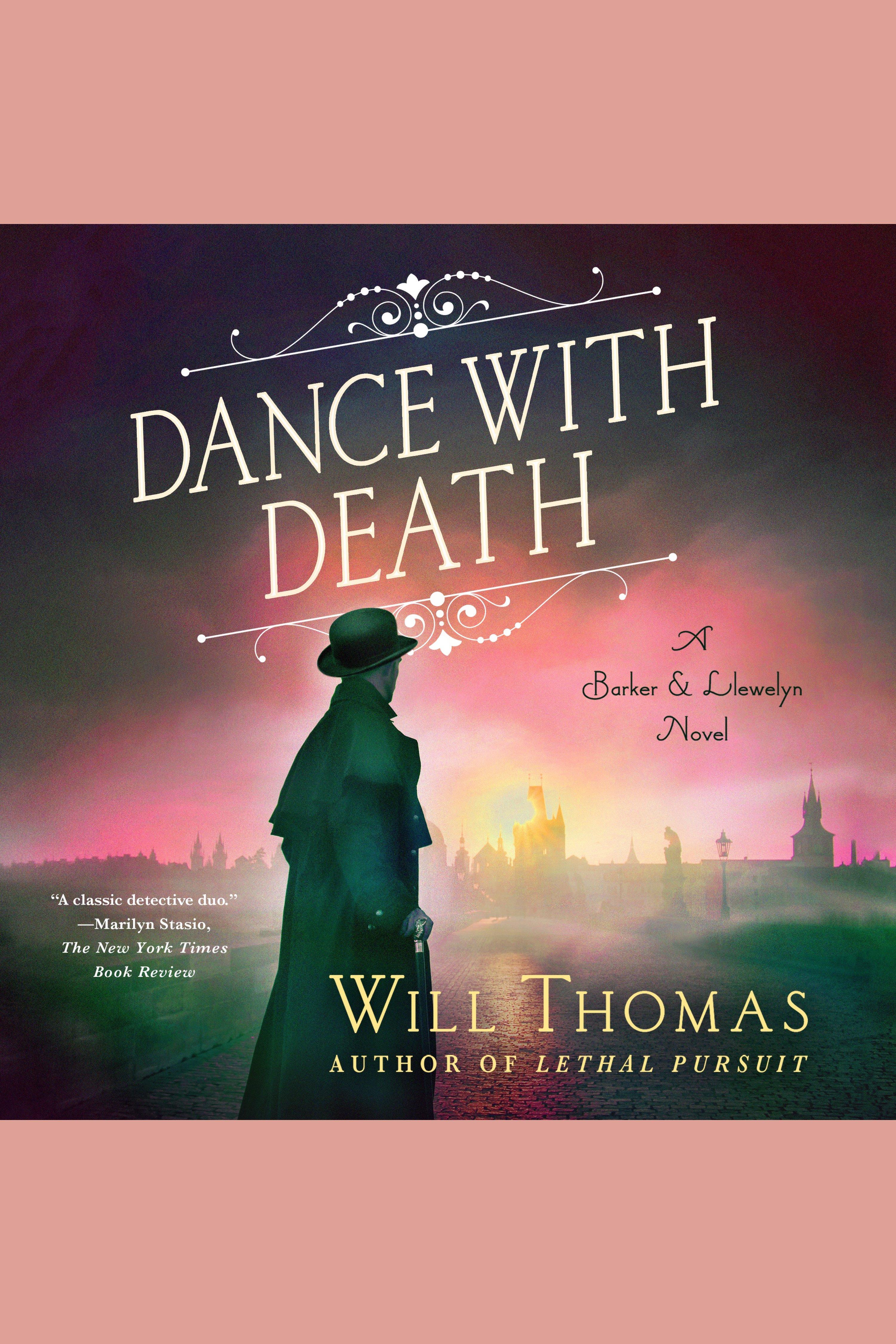 Dance with Death A Barker & Llewelyn Novel