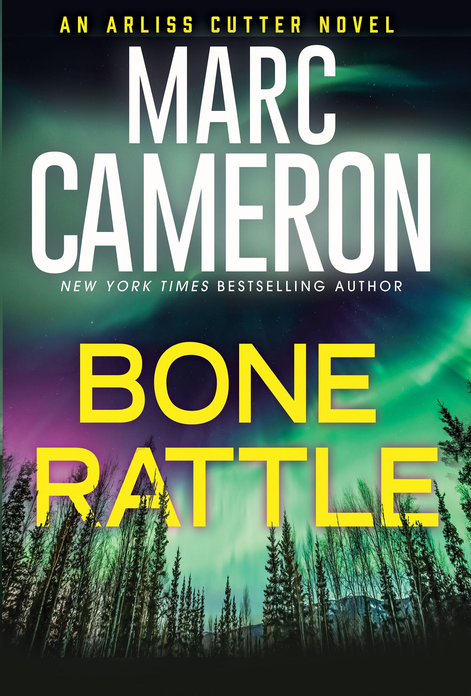 Bone Rattle A Riveting Novel of Suspense