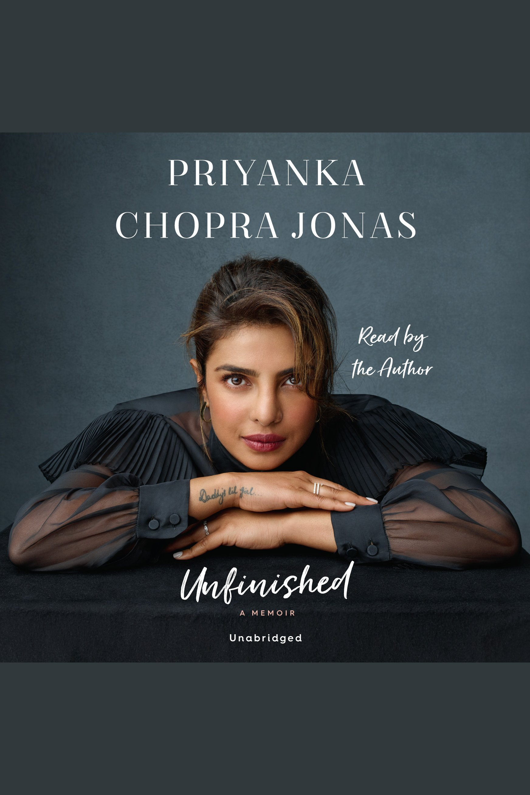 Cover Image of Unfinished