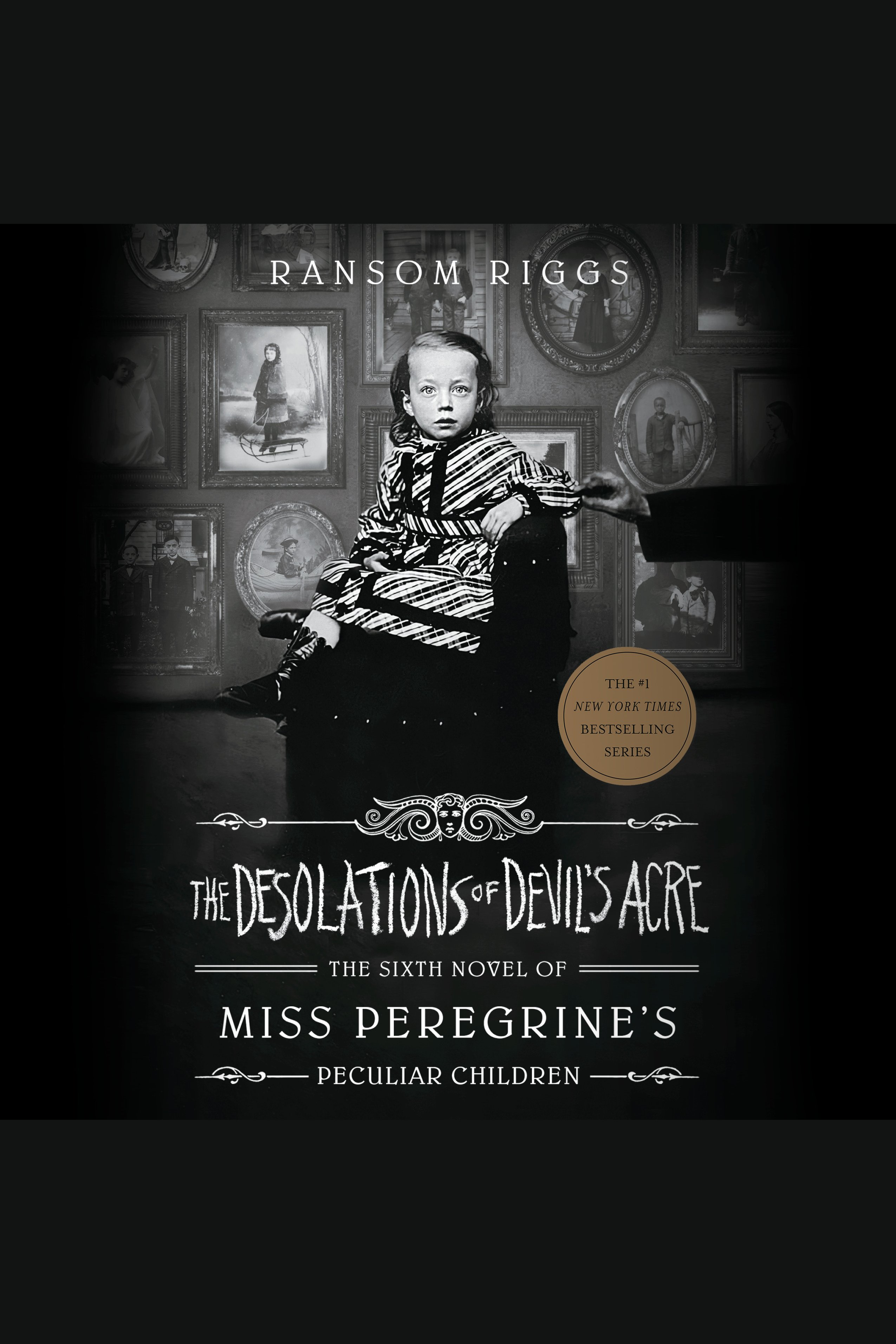 The Desolations of Devil's Acre cover image