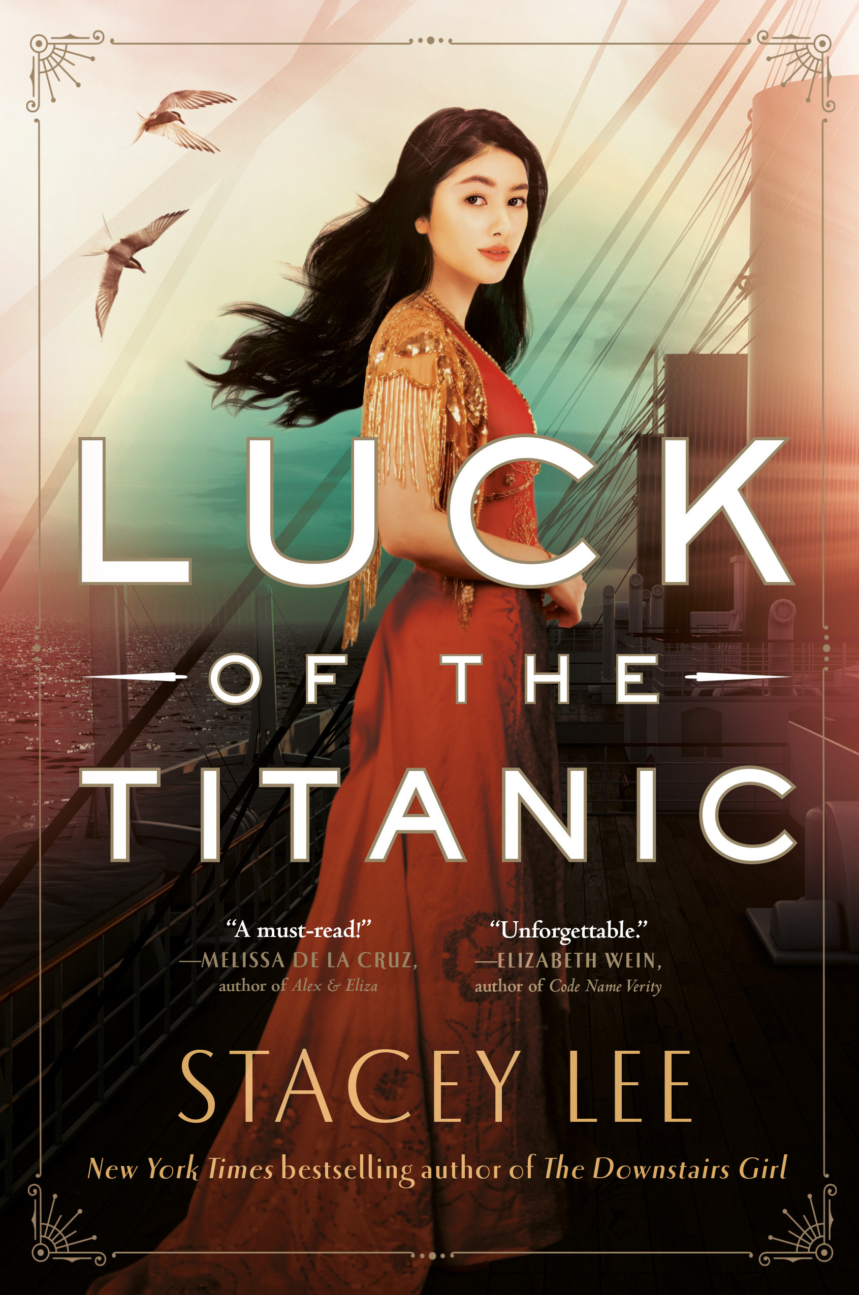 Cover Image of Luck of the Titanic