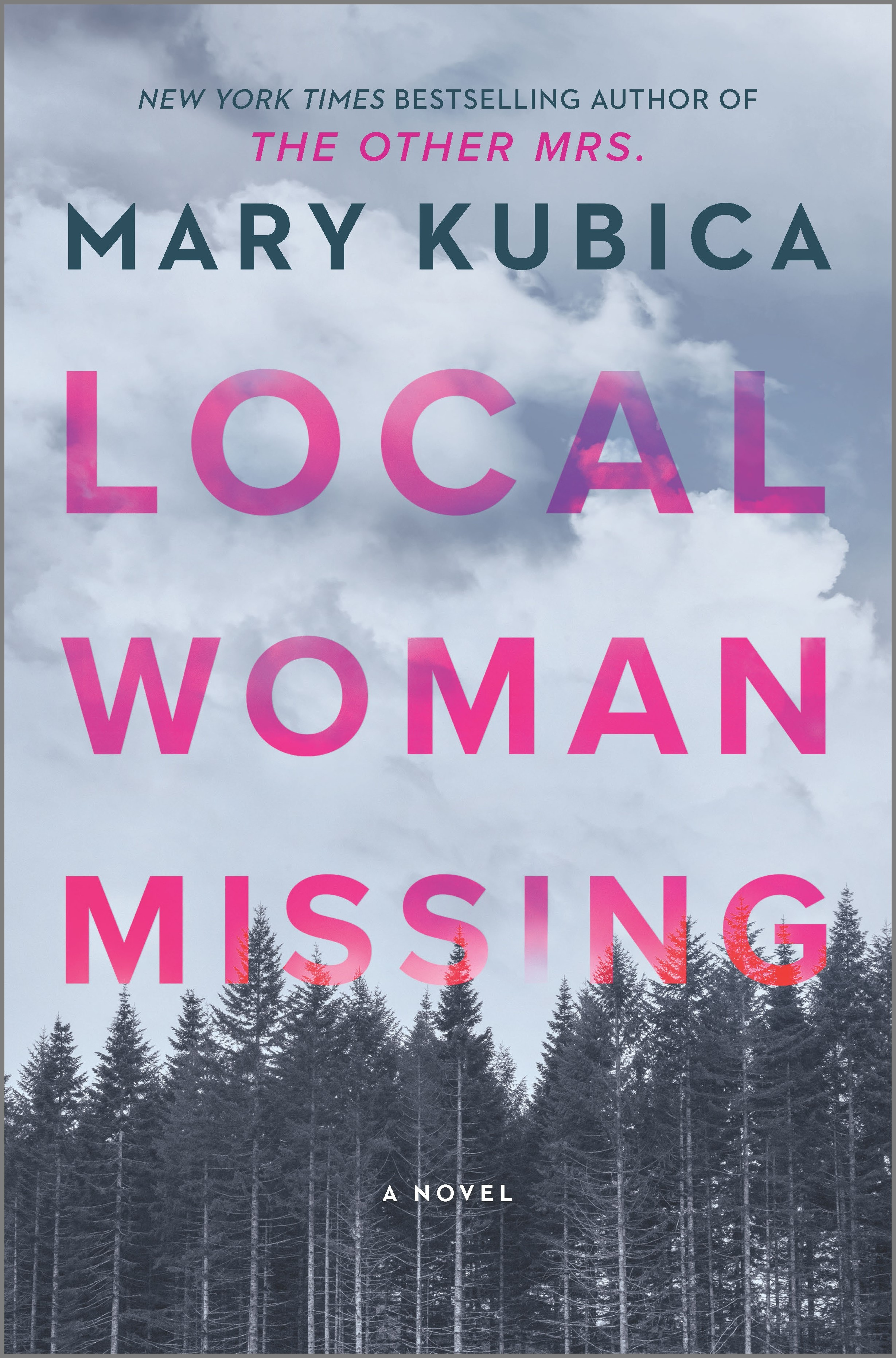 Local Woman Missing A Novel