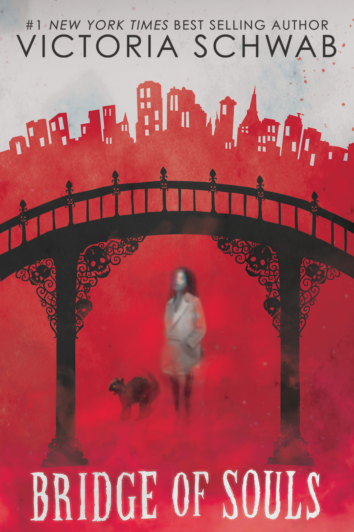 Cover Image of Bridge of Souls (City of Ghosts #3)