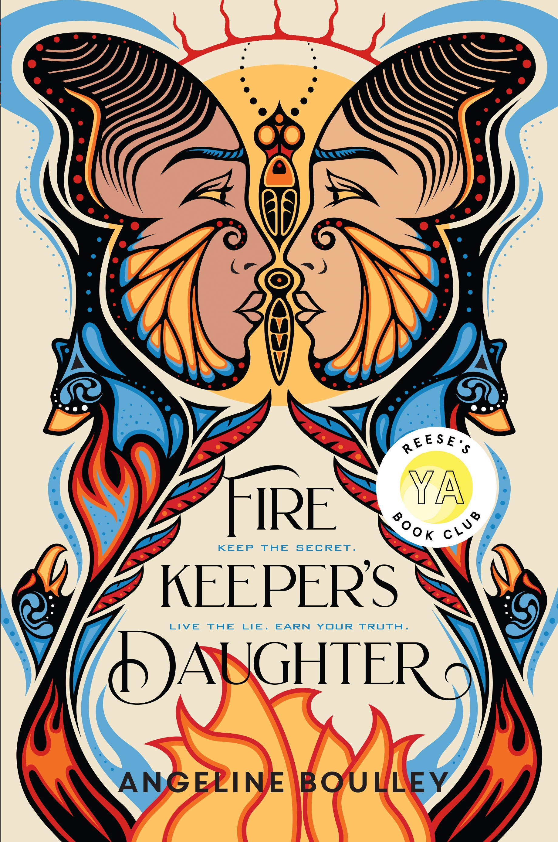 Cover Image of Firekeeper's Daughter
