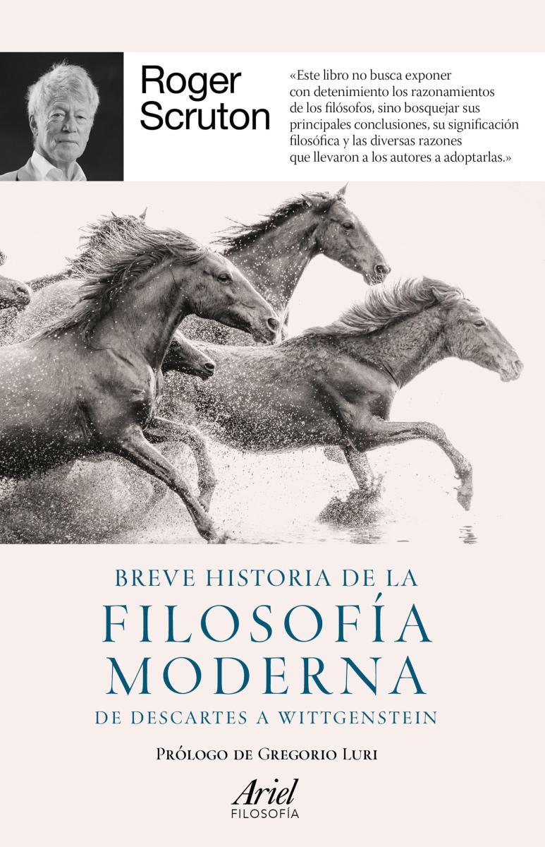 Breve historia de la filosofía moderna De Descartes a Wittgenstein