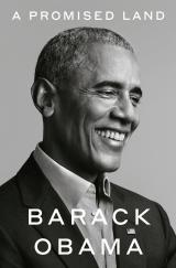 Una tierra prometida por Barack Obama, portada del libro
