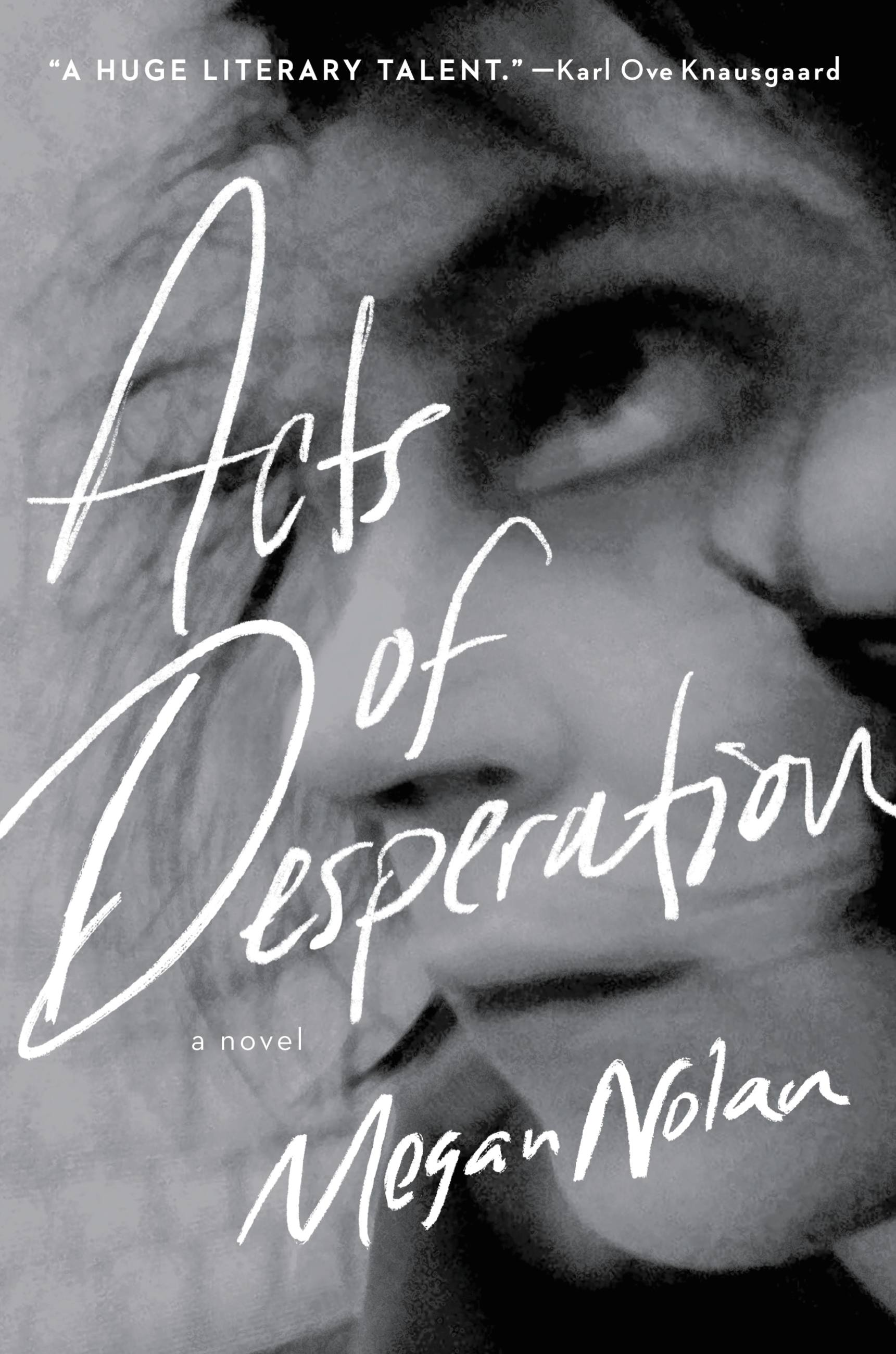 Cover Image of Acts of Desperation