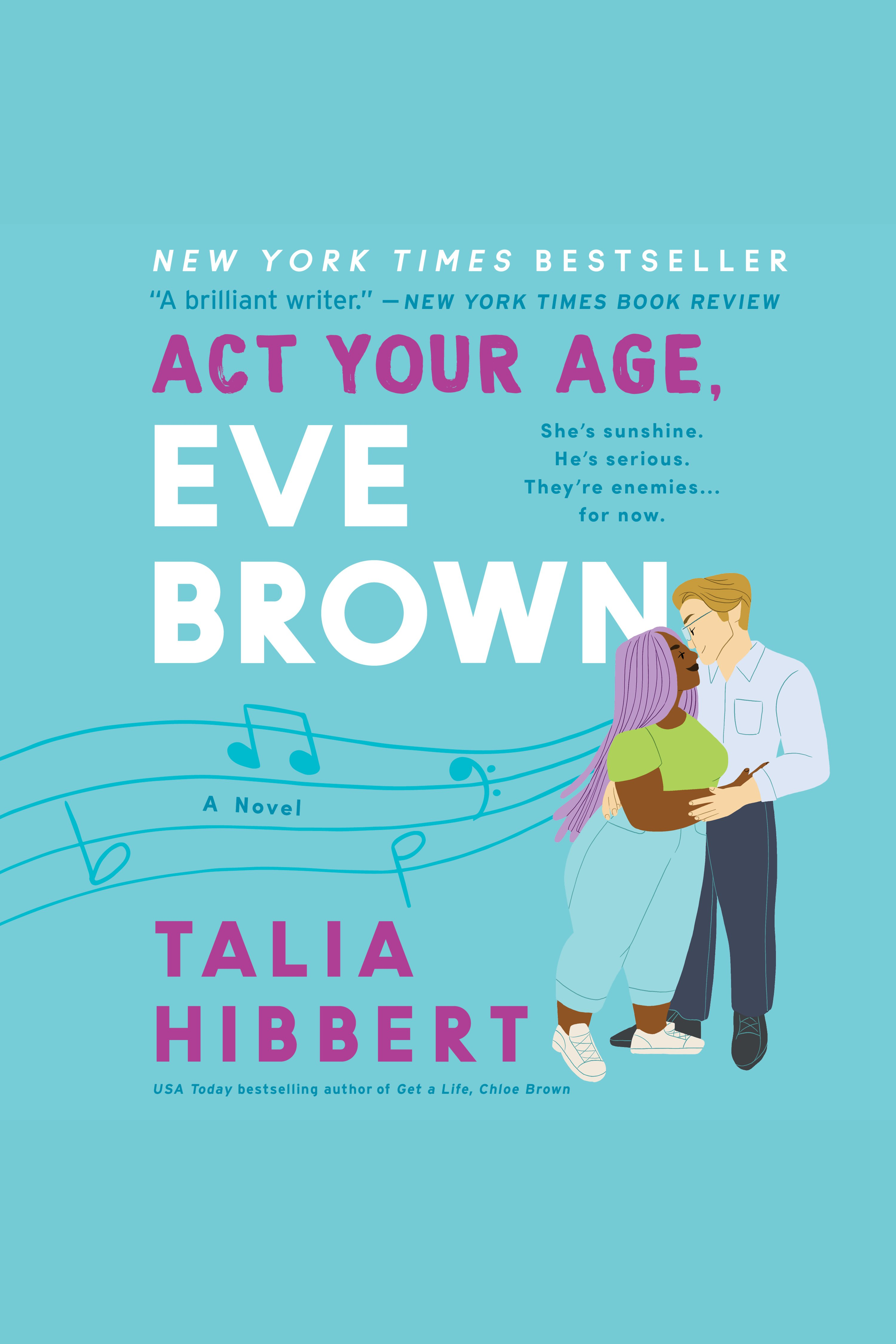 Act Your Age, Eve Brown A Novel