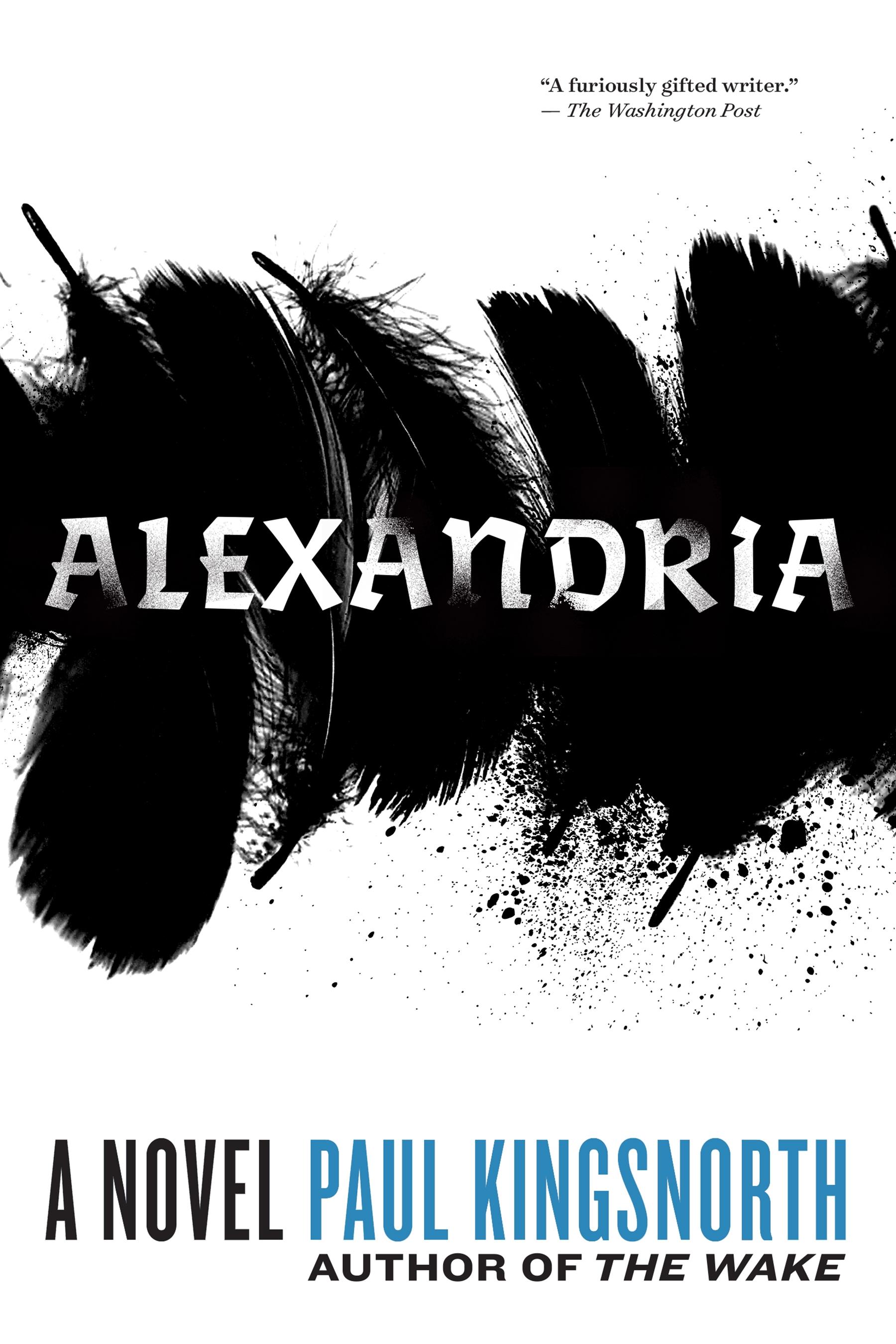 Alexandria A Novel