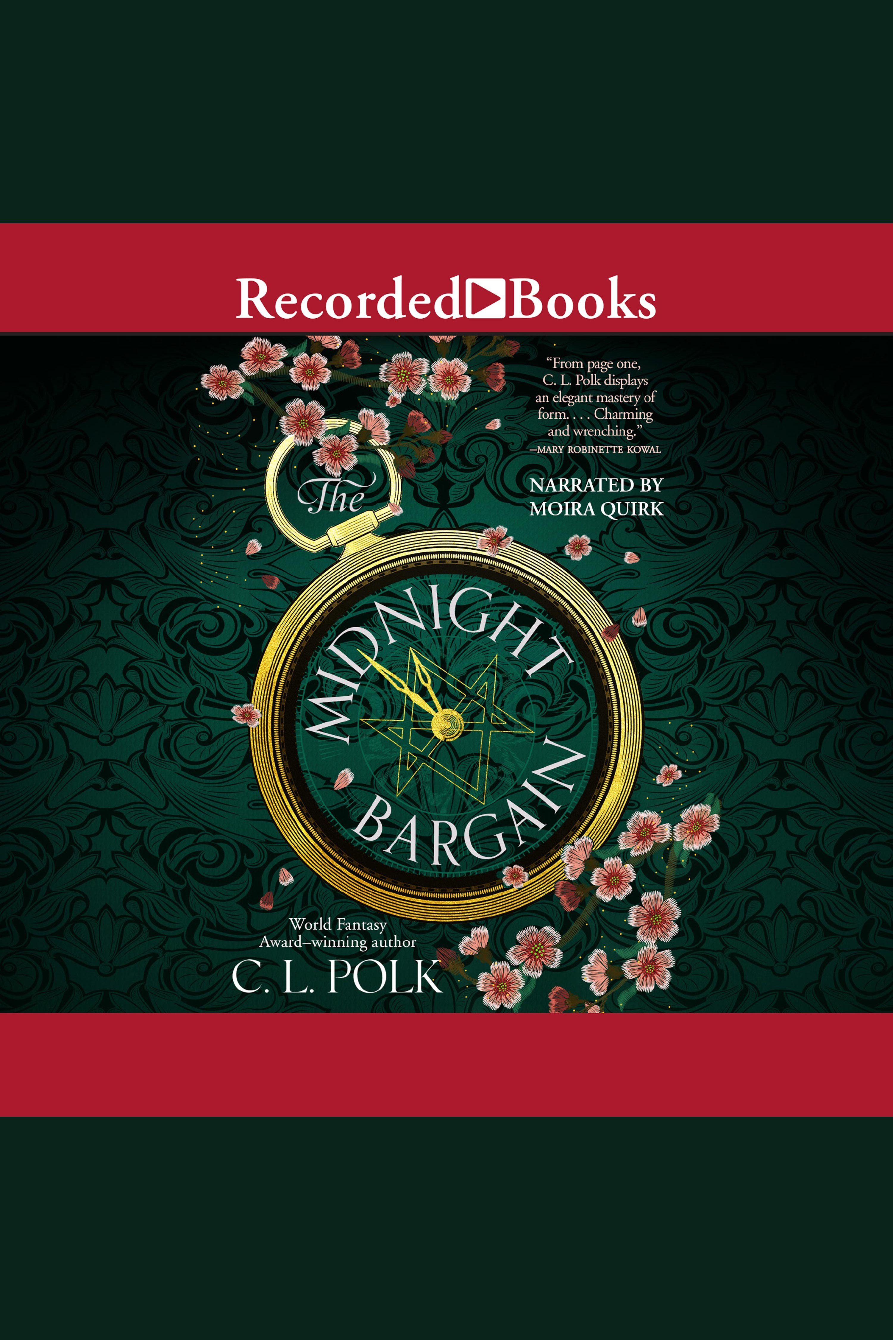 Cover Image of The Midnight Bargain
