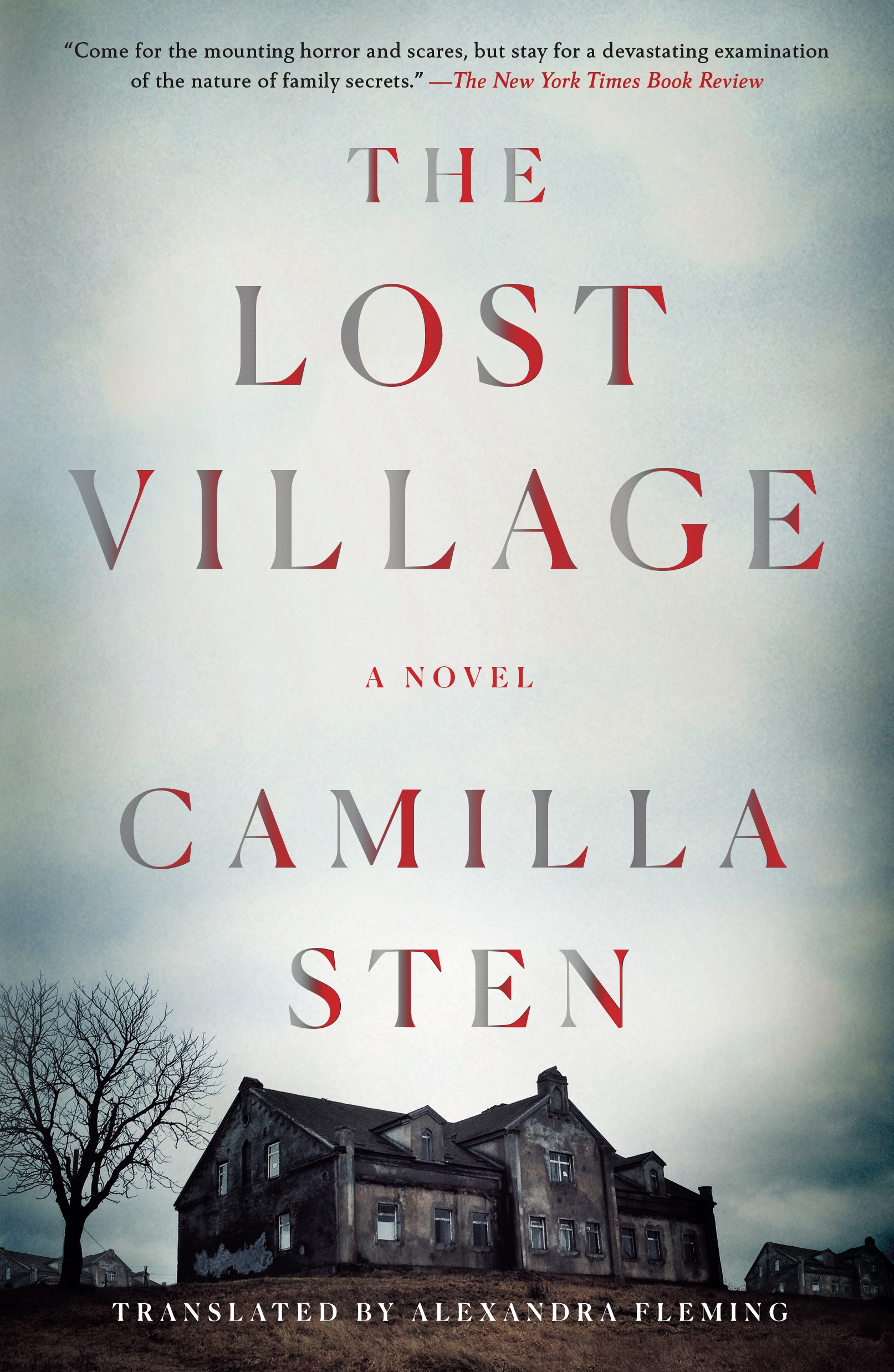 The Lost Village A Novel