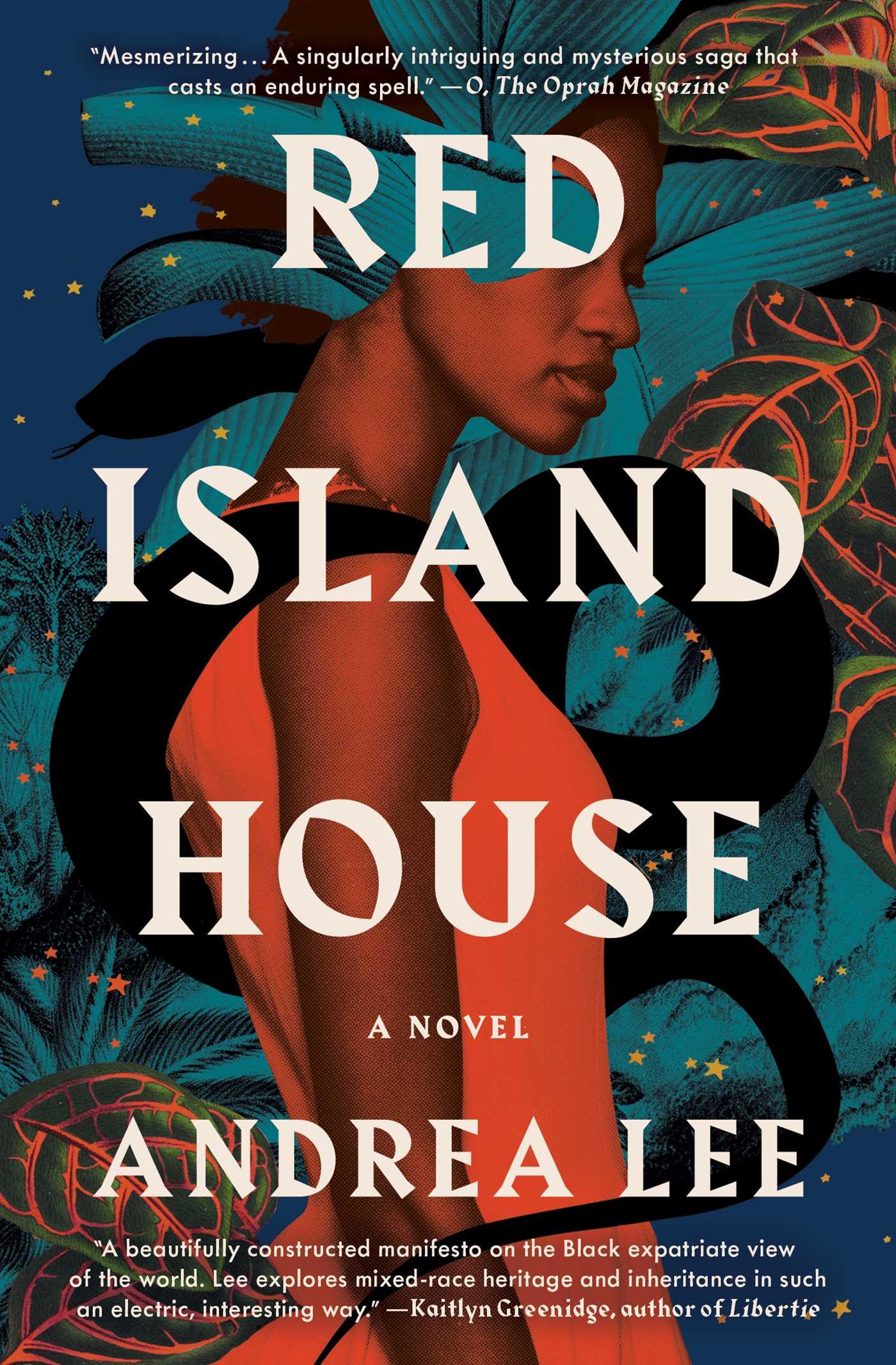 Red Island House A Novel