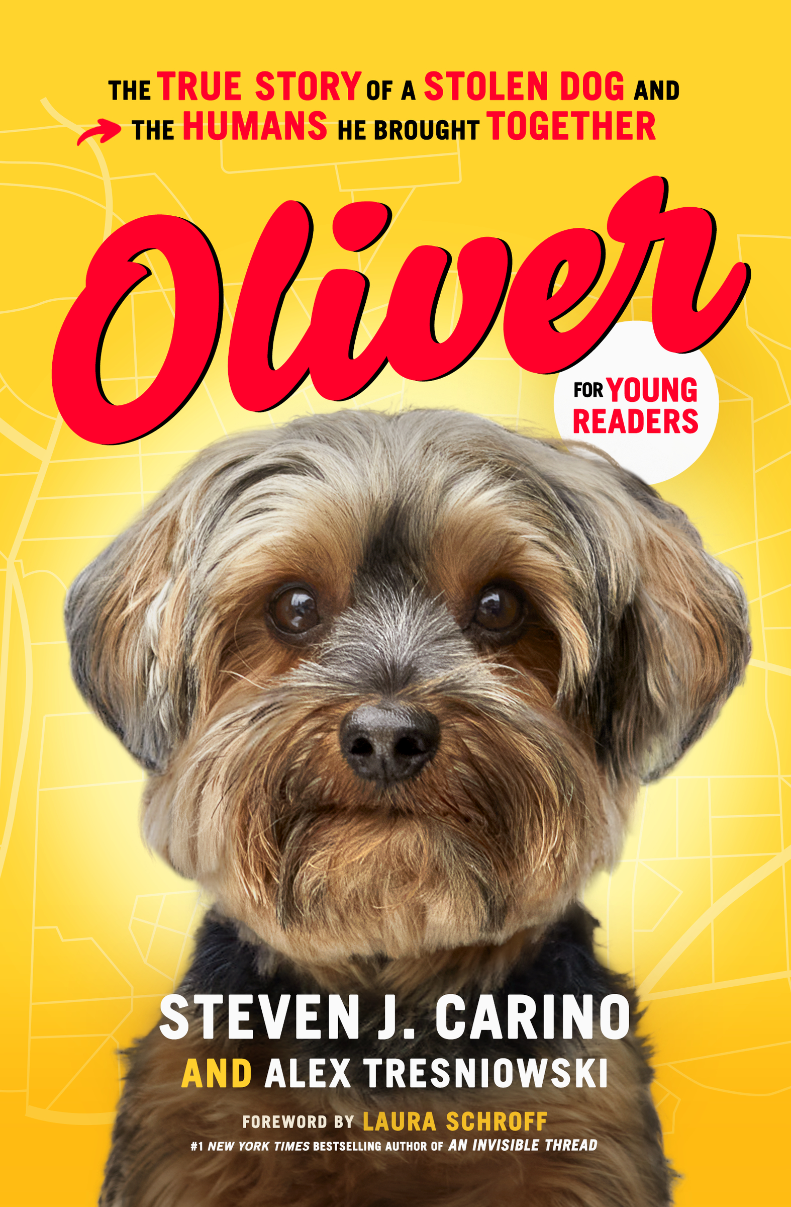 Cover Image of Oliver for Young Readers