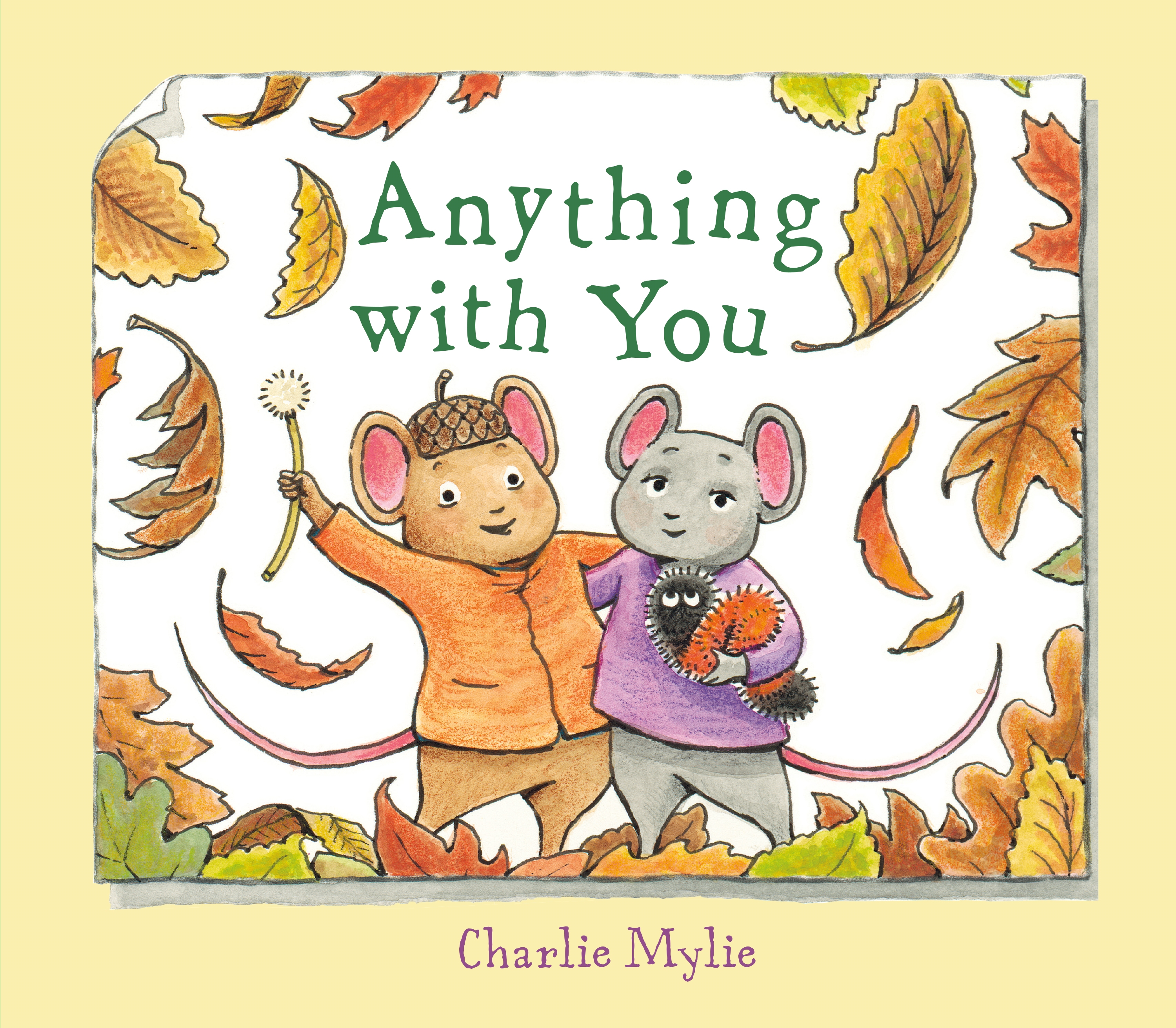 Anything with You A Picture Book
