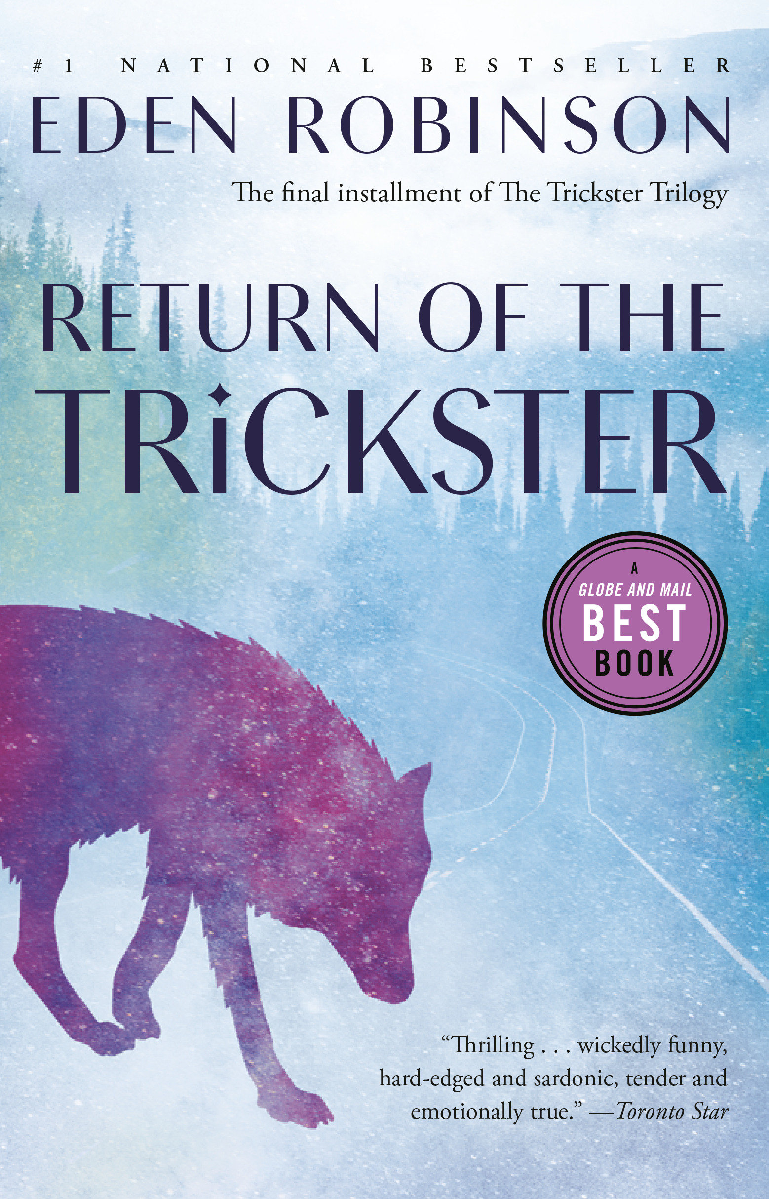 Return of the Trickster