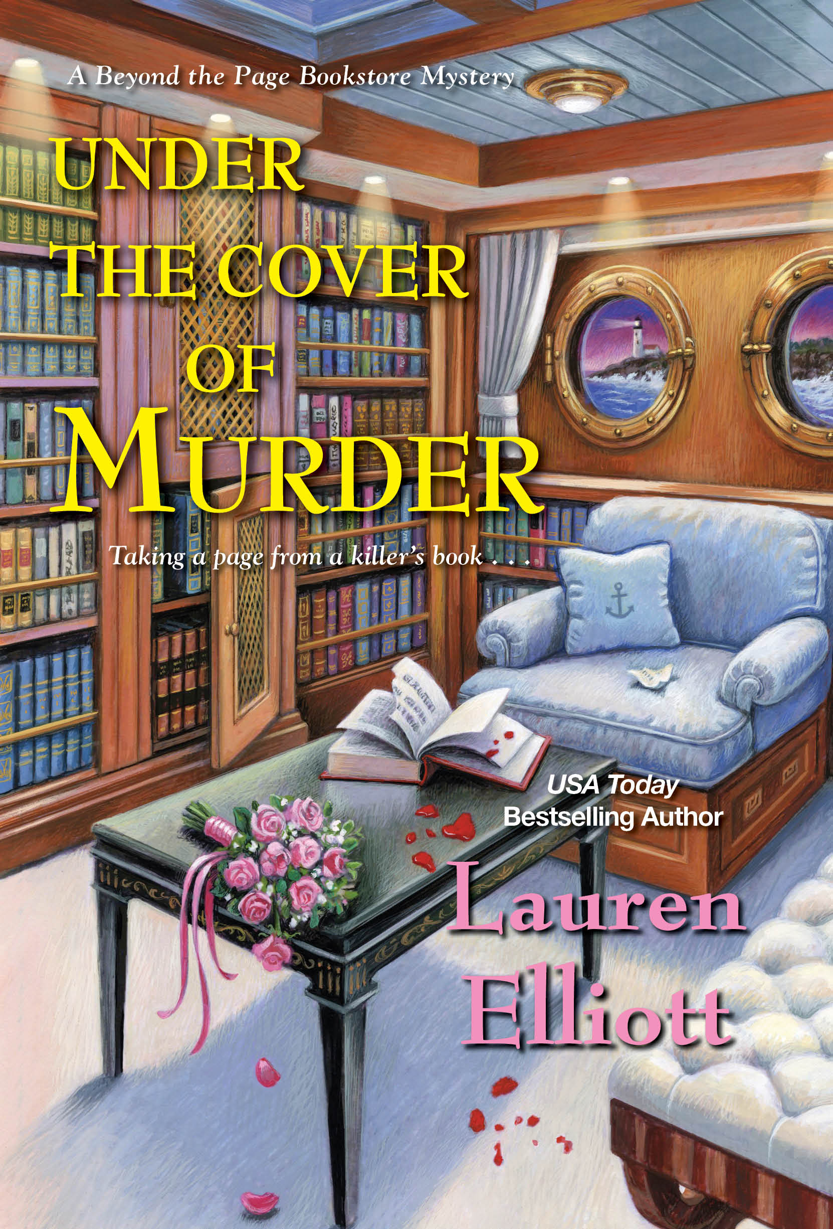 Under the Cover of Murder