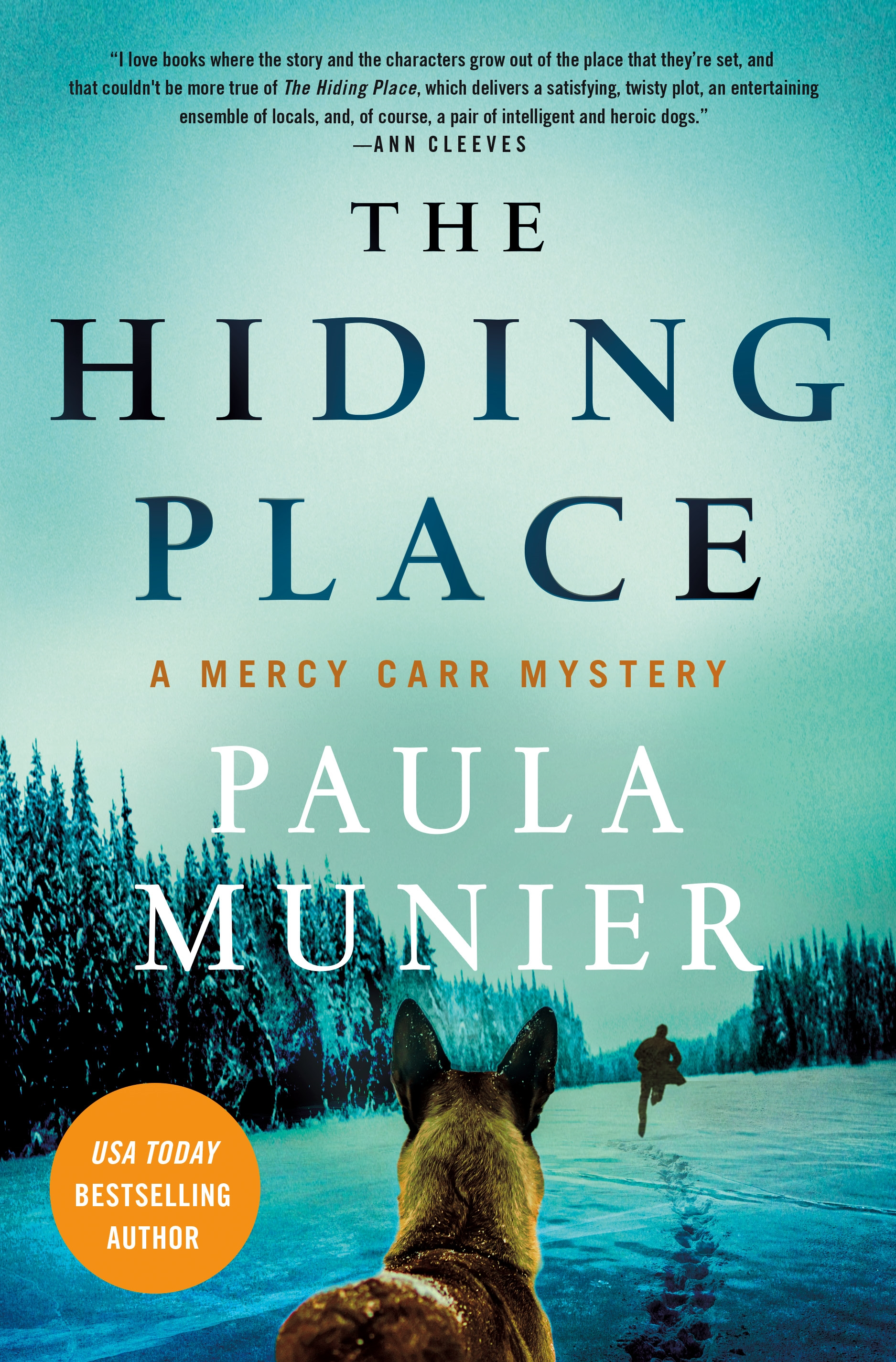 The Hiding Place A Mercy Carr Mystery