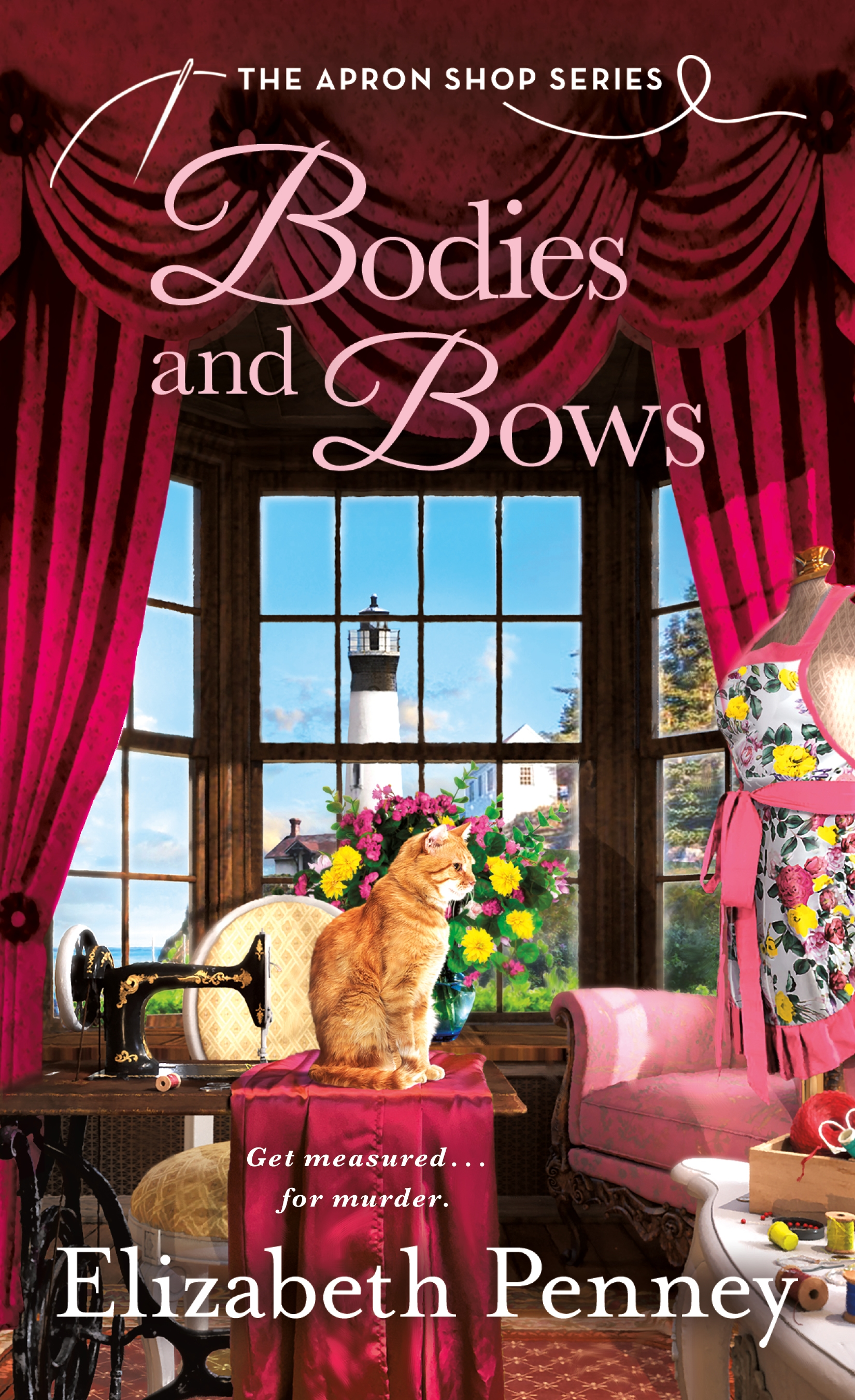 Bodies and Bows The Apron Shop Series