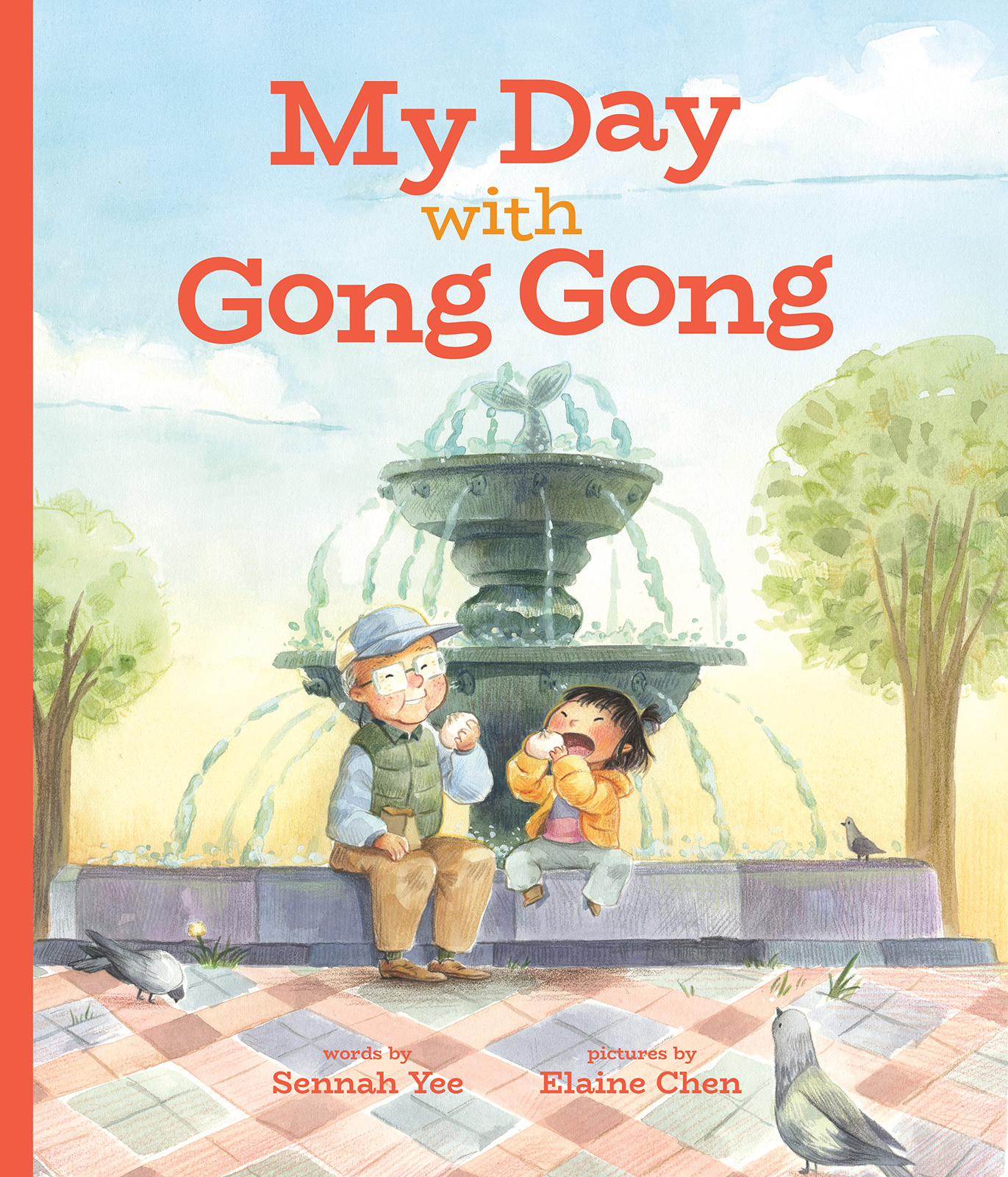 Cover Image of My Day with Gong Gong