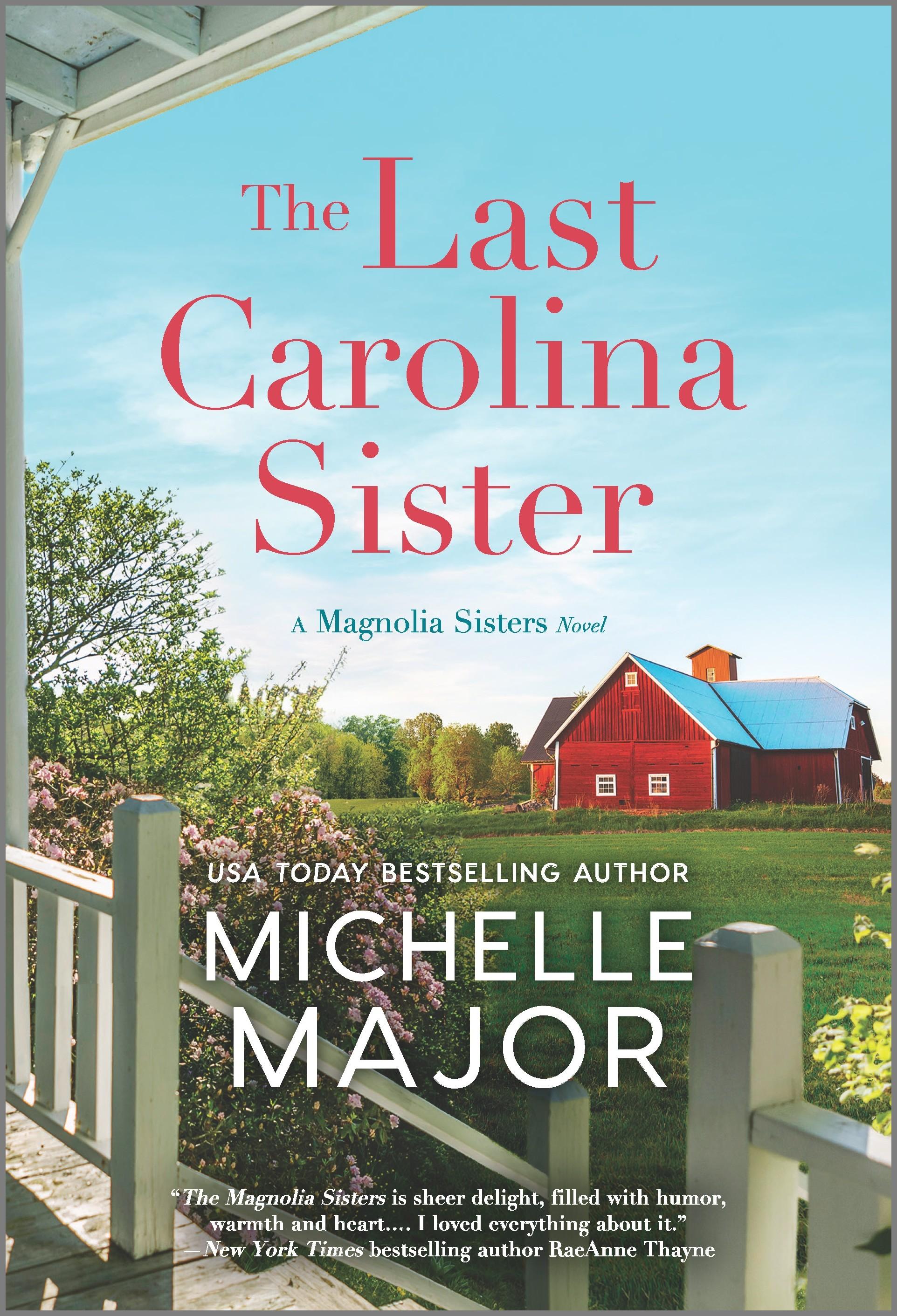 The Last Carolina Sister A Novel