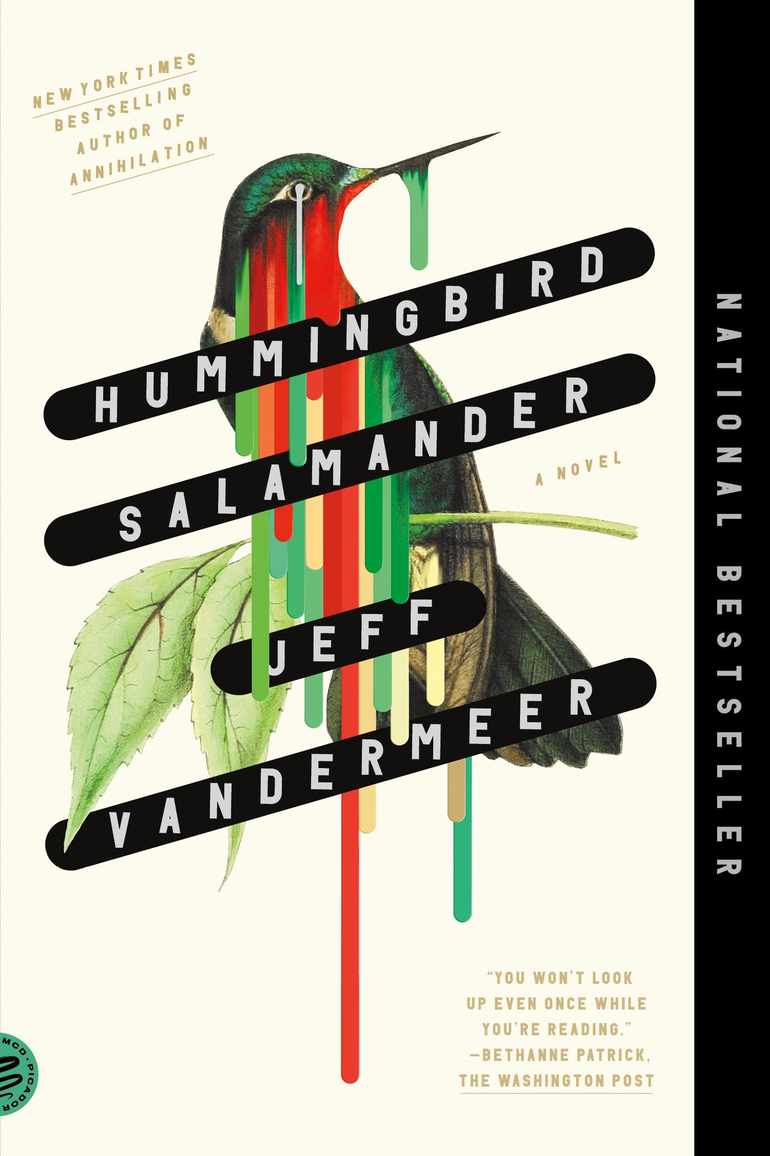 Hummingbird Salamander A Novel