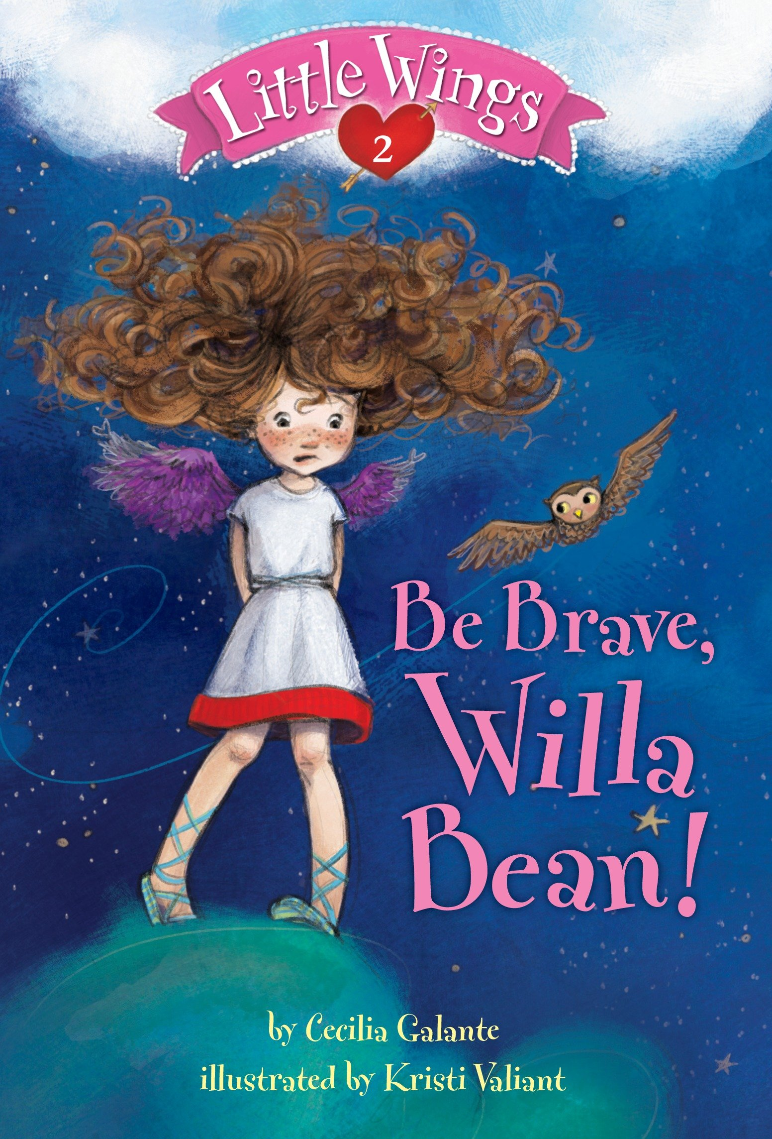 Be brave, Willa Bean! cover image