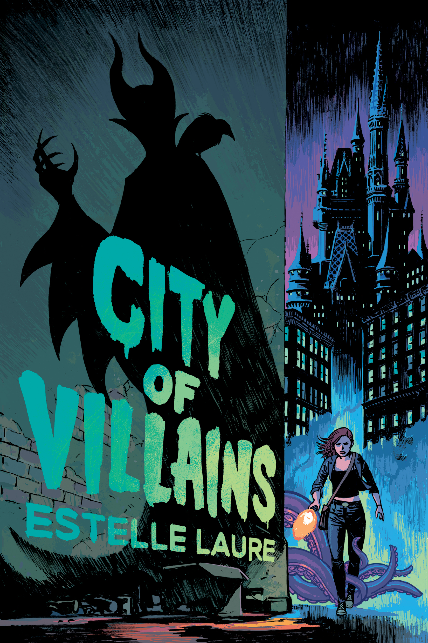 City of Villains Book 1 (Volume 1)