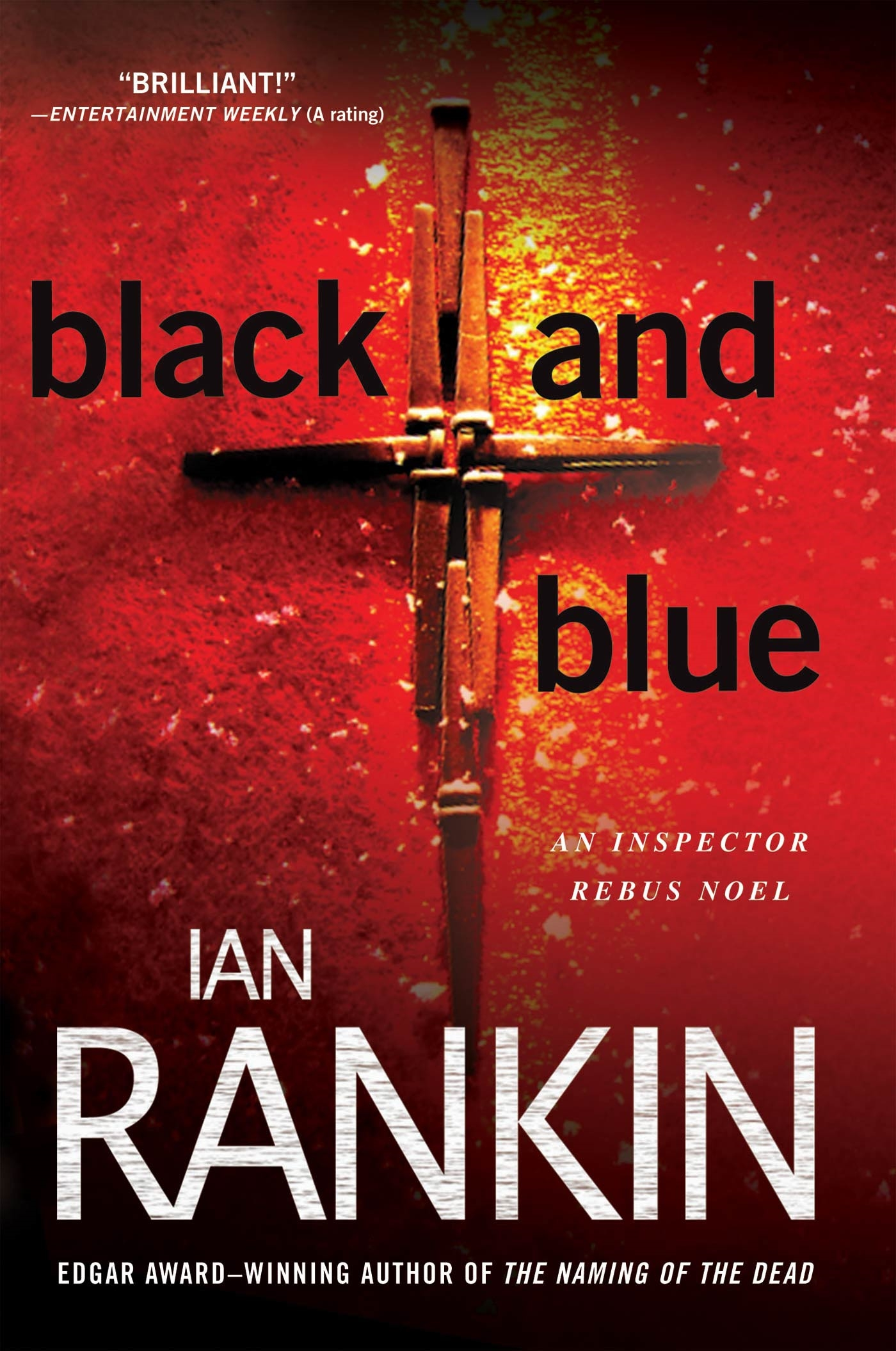 Black and blue  an Inspector Rebus mystery cover image