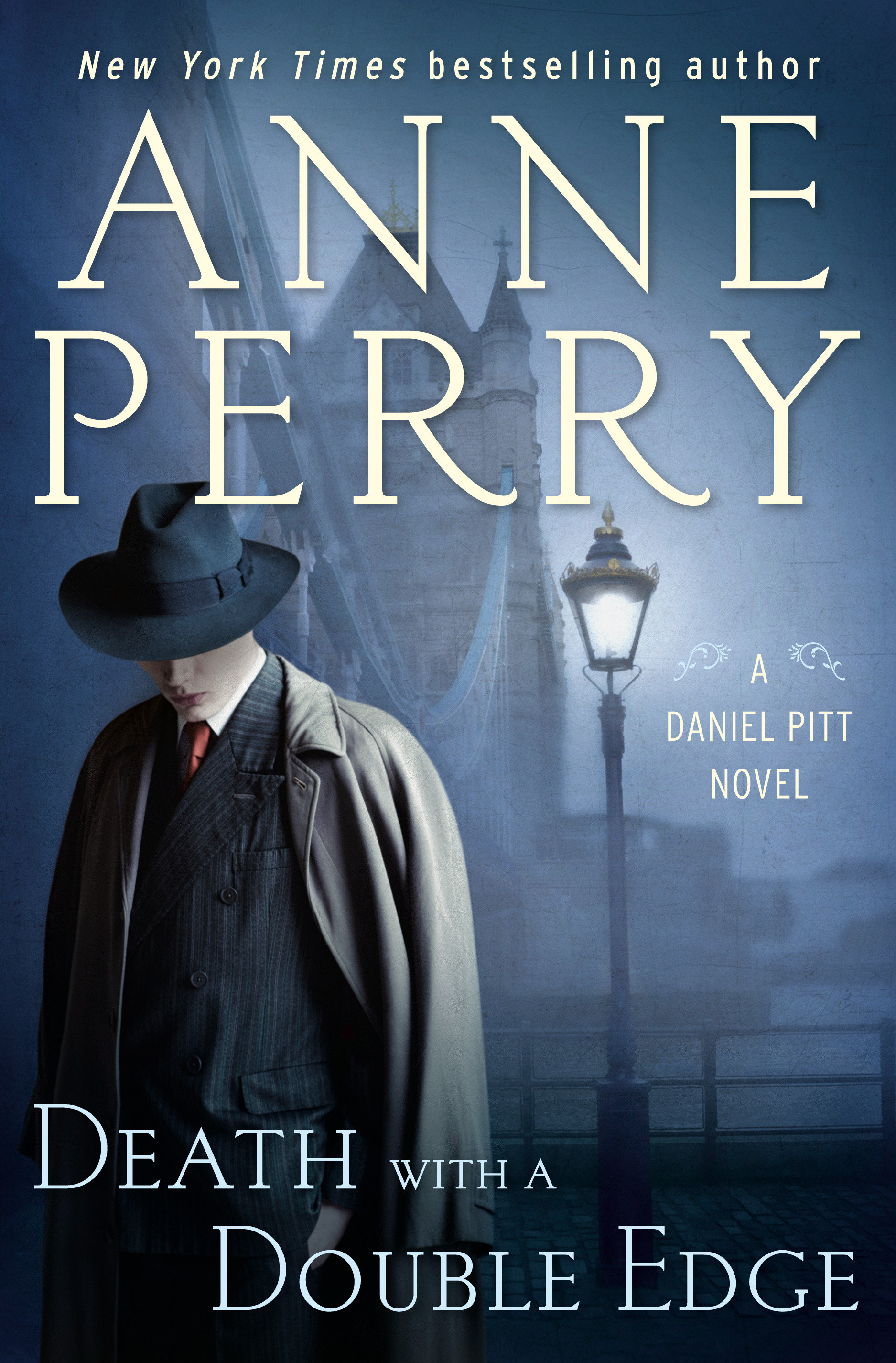 Death with a Double Edge A Daniel Pitt Novel