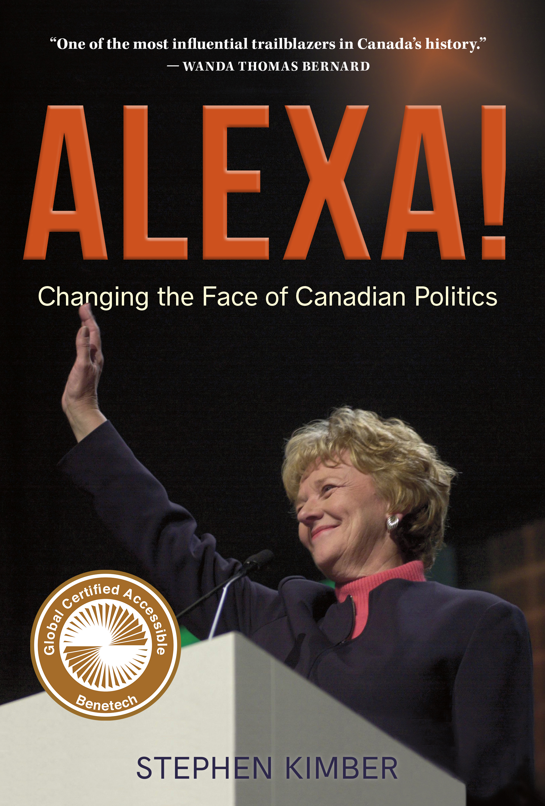Alexa! Changing the Face of Canadian Politics